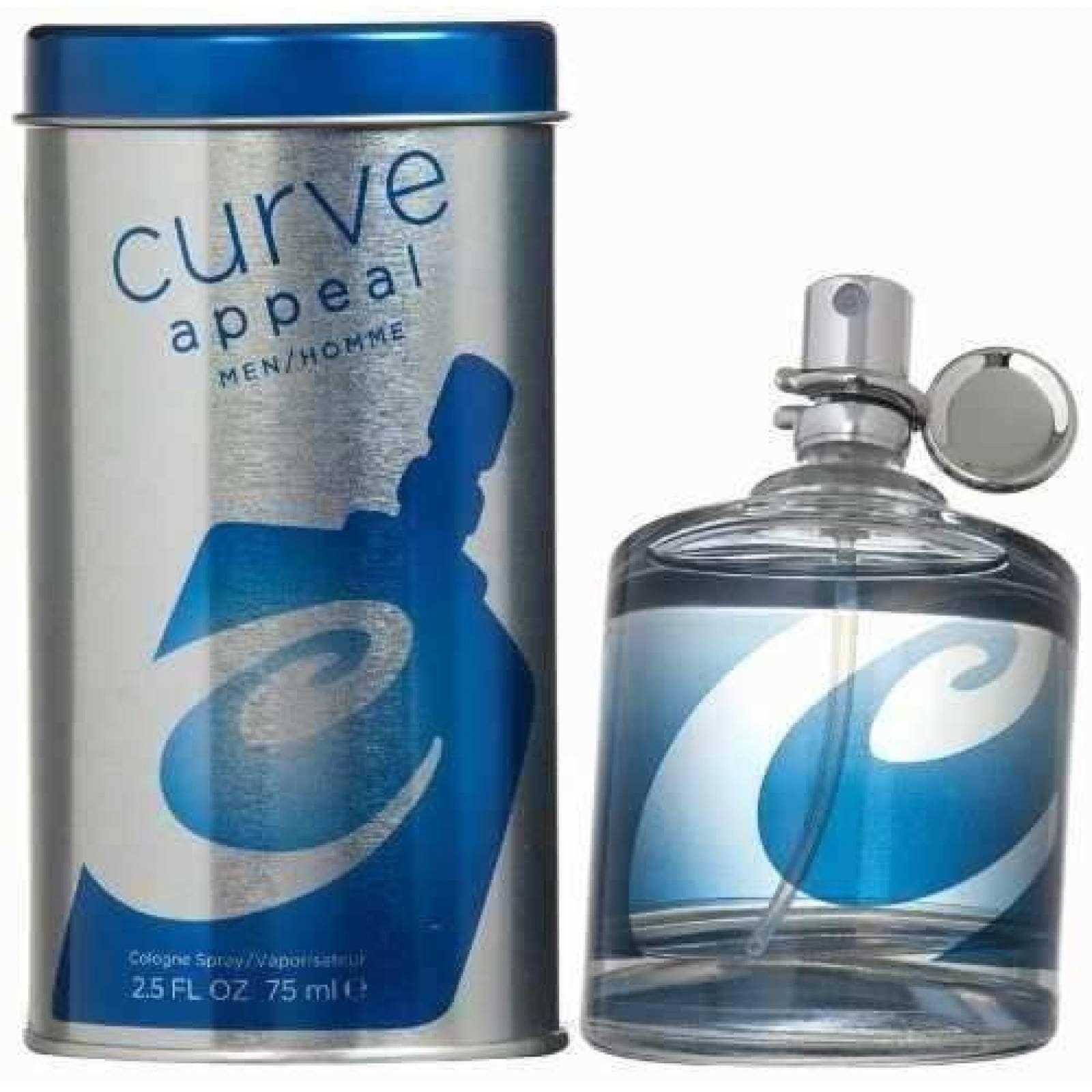 Curve Appeal Caballero 75 Ml Liz Claiborne Edt Spray