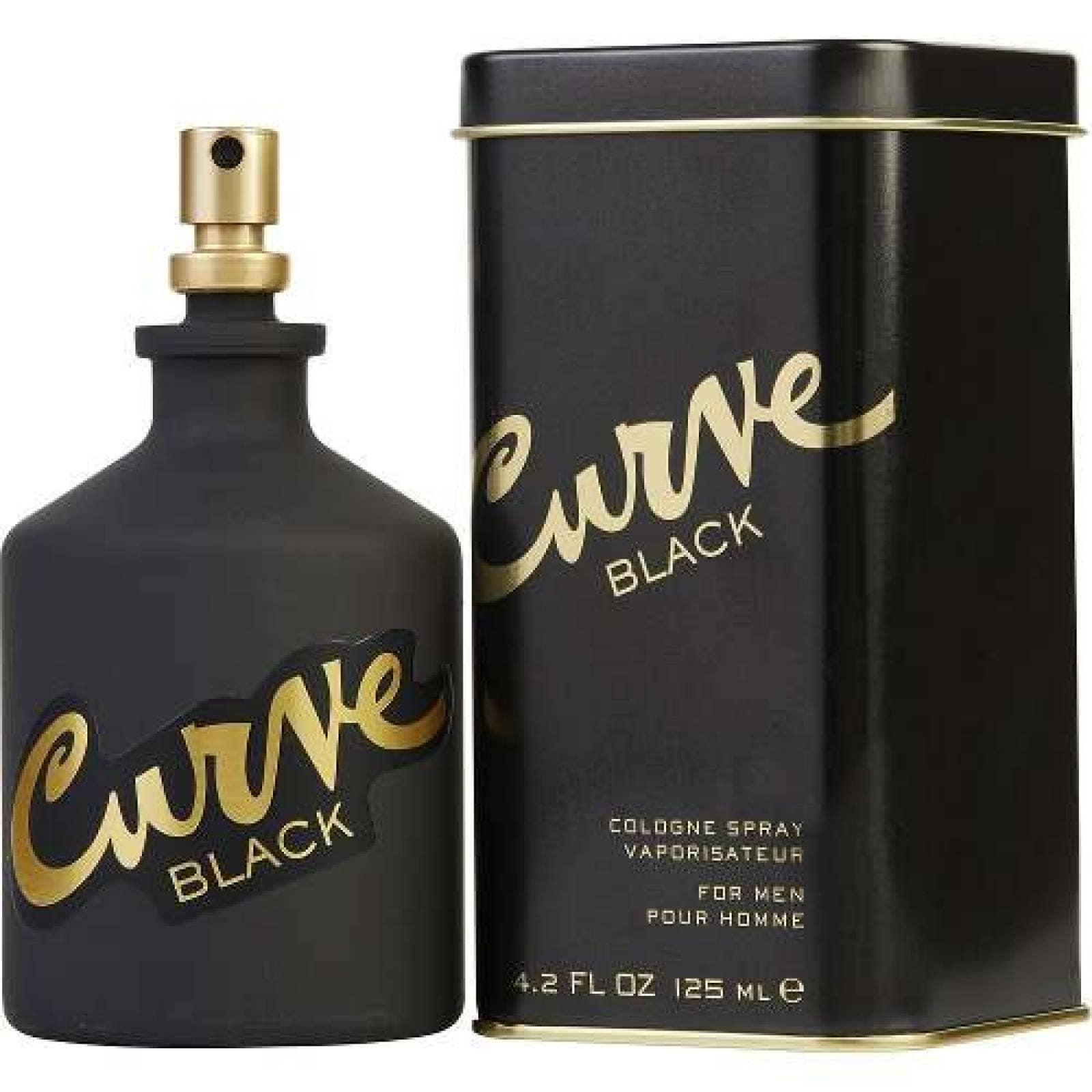 Curve Black Caballero 125 Ml Liz Claiborne Edt Spray