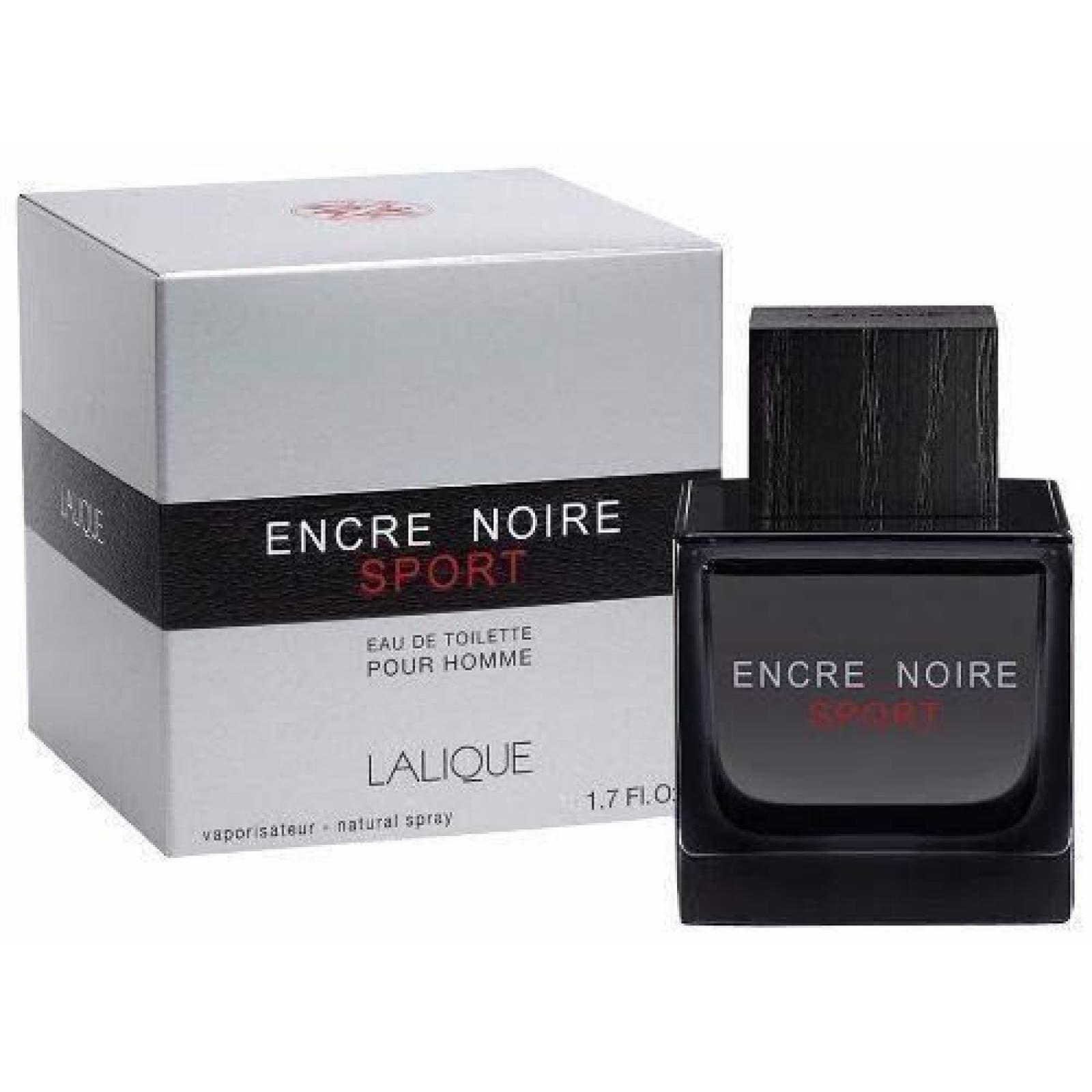 Encre Noire Sport Caballero Lalique 100 Ml Edt Spray