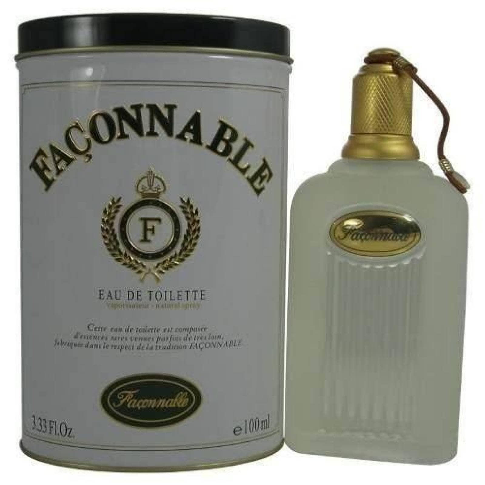 Faconnable Caballero 100 Ml Edt Spray - Perfume Original