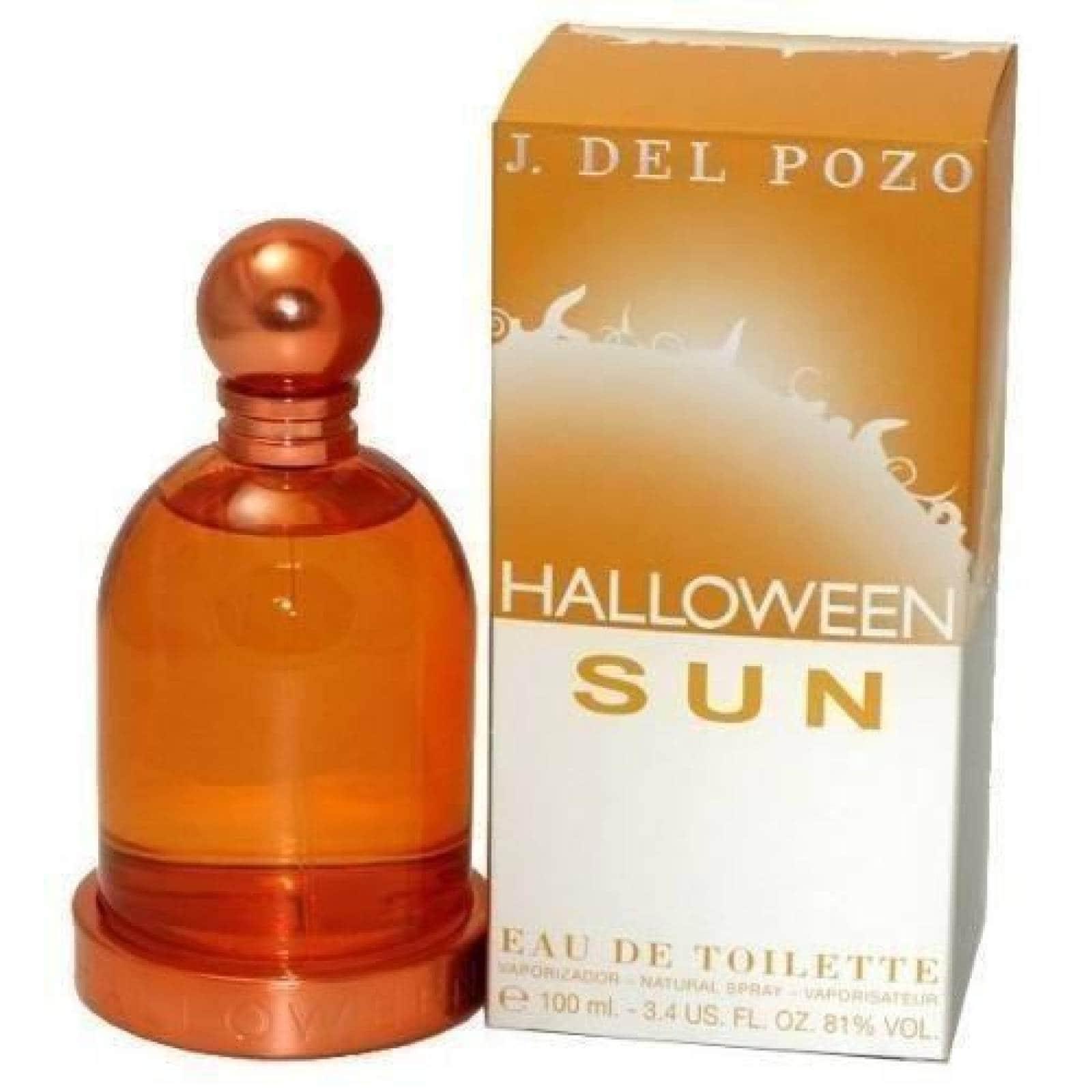 Halloween Sun Dama 100 Ml J. Del Pozo Spray - Original