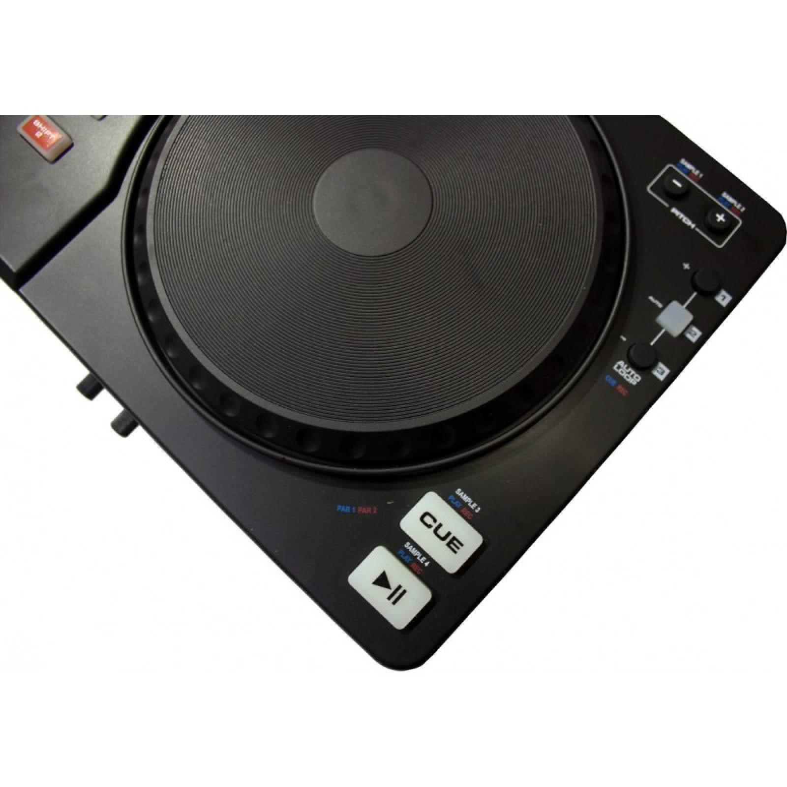 CONTROLADOR MIXER PARA DJ STEELPRO MIDI 1000