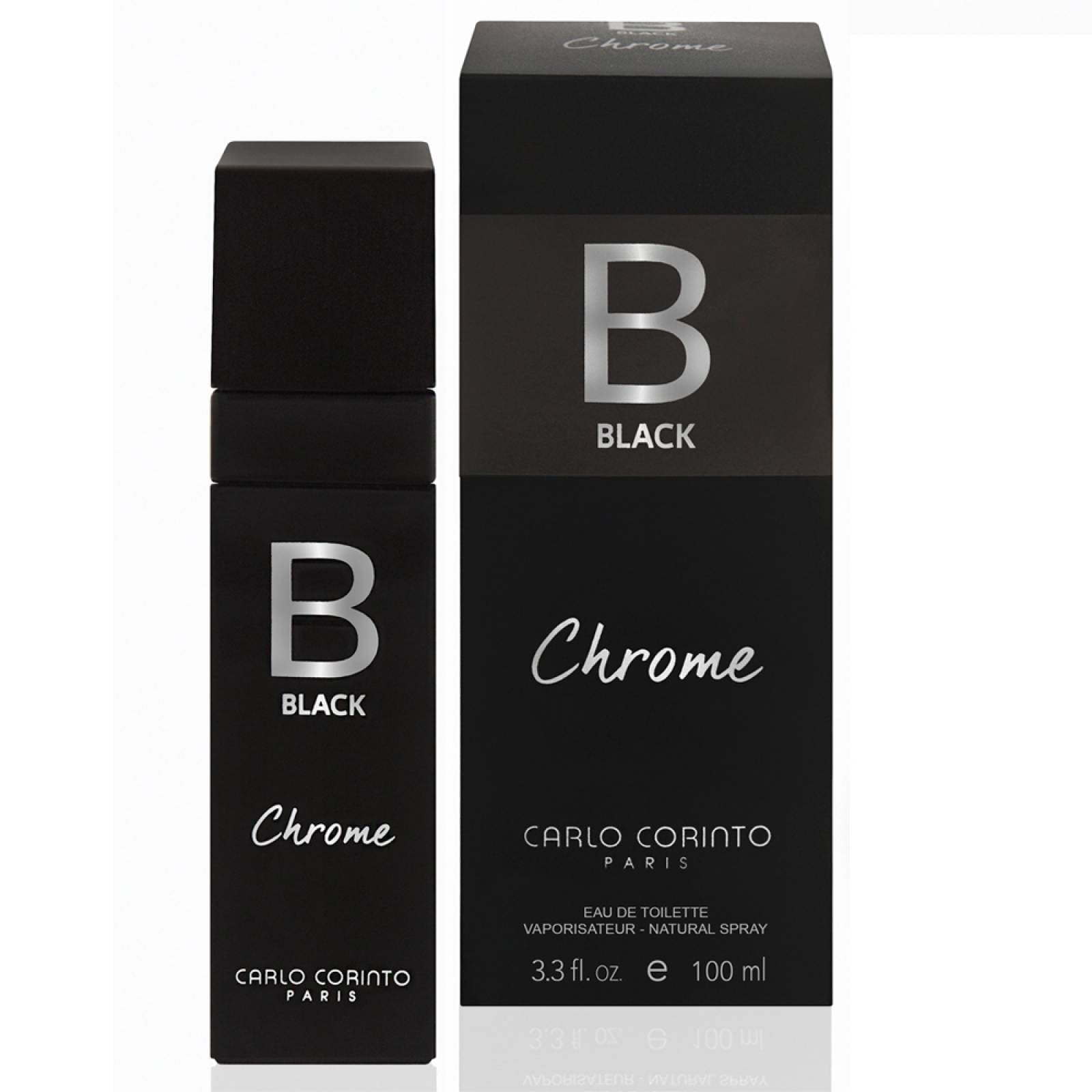 Carlo Corinto Black Chrome de Carlo Corinto Fragancia para Caballero