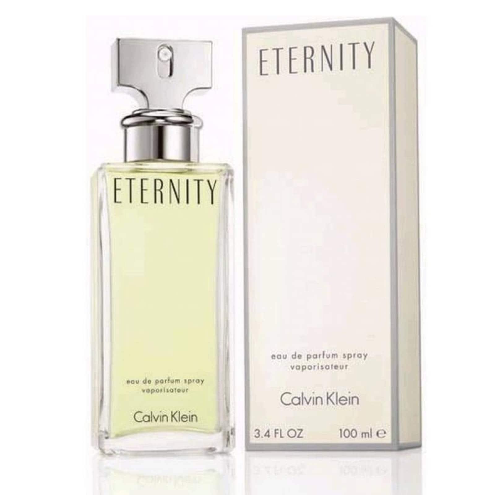 Calvin 100 Fragancia Dama Eau Klein Parfum Ml Eternity De Para iwPXkZOuT