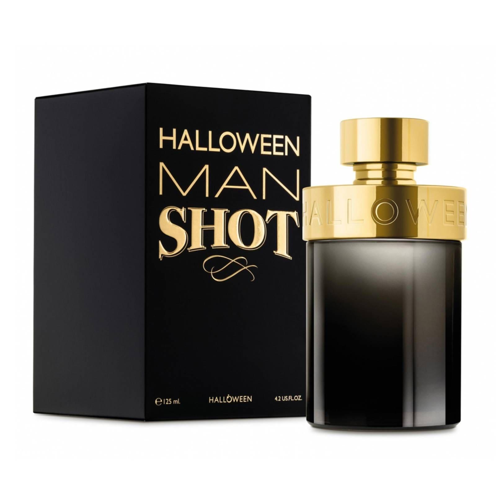 Halloween Man Shot 125 ml Eau de Toilette de Jesus Del Pozo Fragancia para Caballero