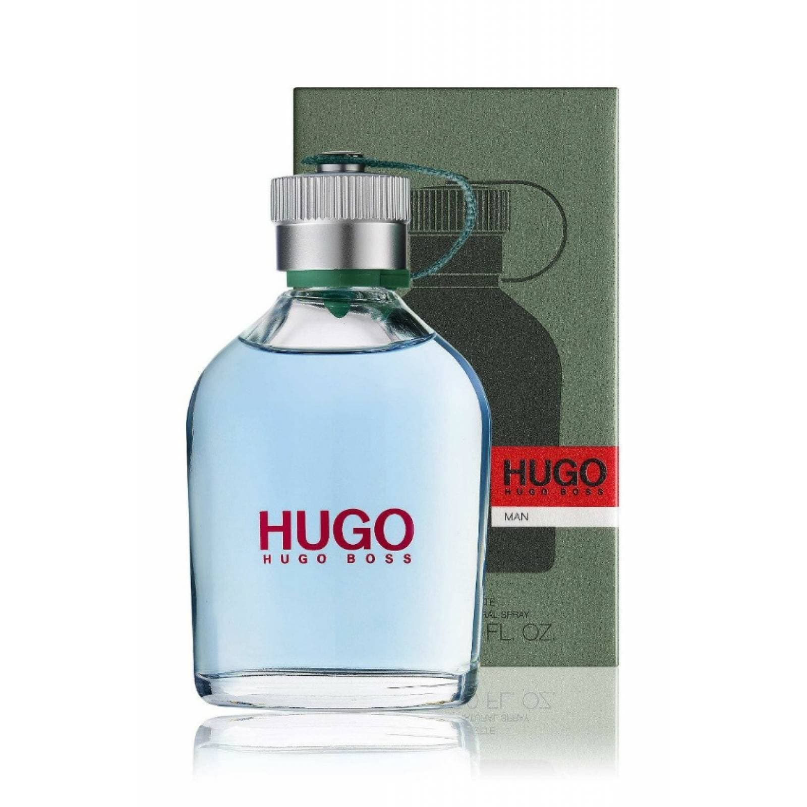 Hugo Green de Hugo Boss Eau de Toilette 125 ml Fragancia para Caballero