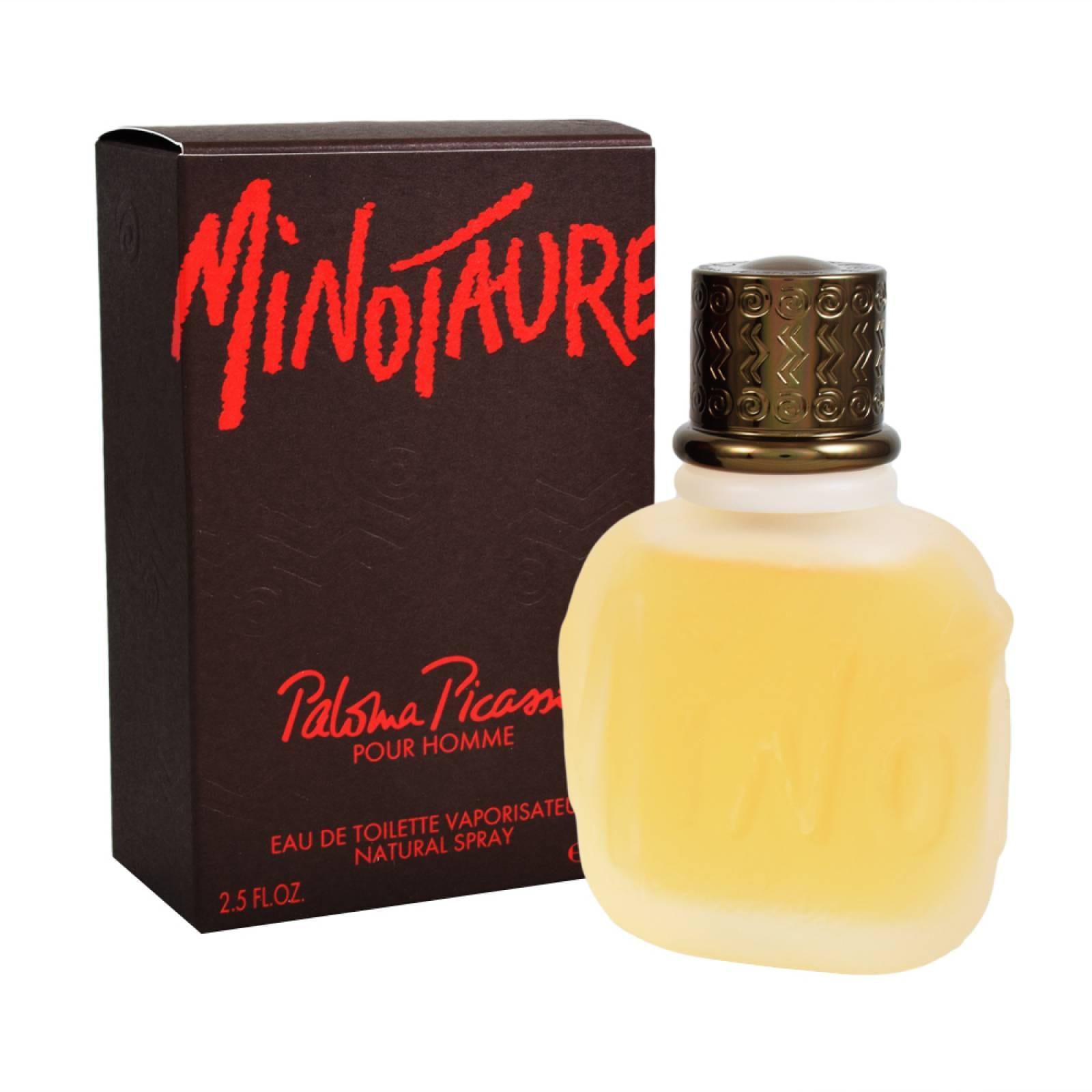 Minotaure 75 ml Eau de Toilette Spray de Paloma Picasso Fragancia para Caballero