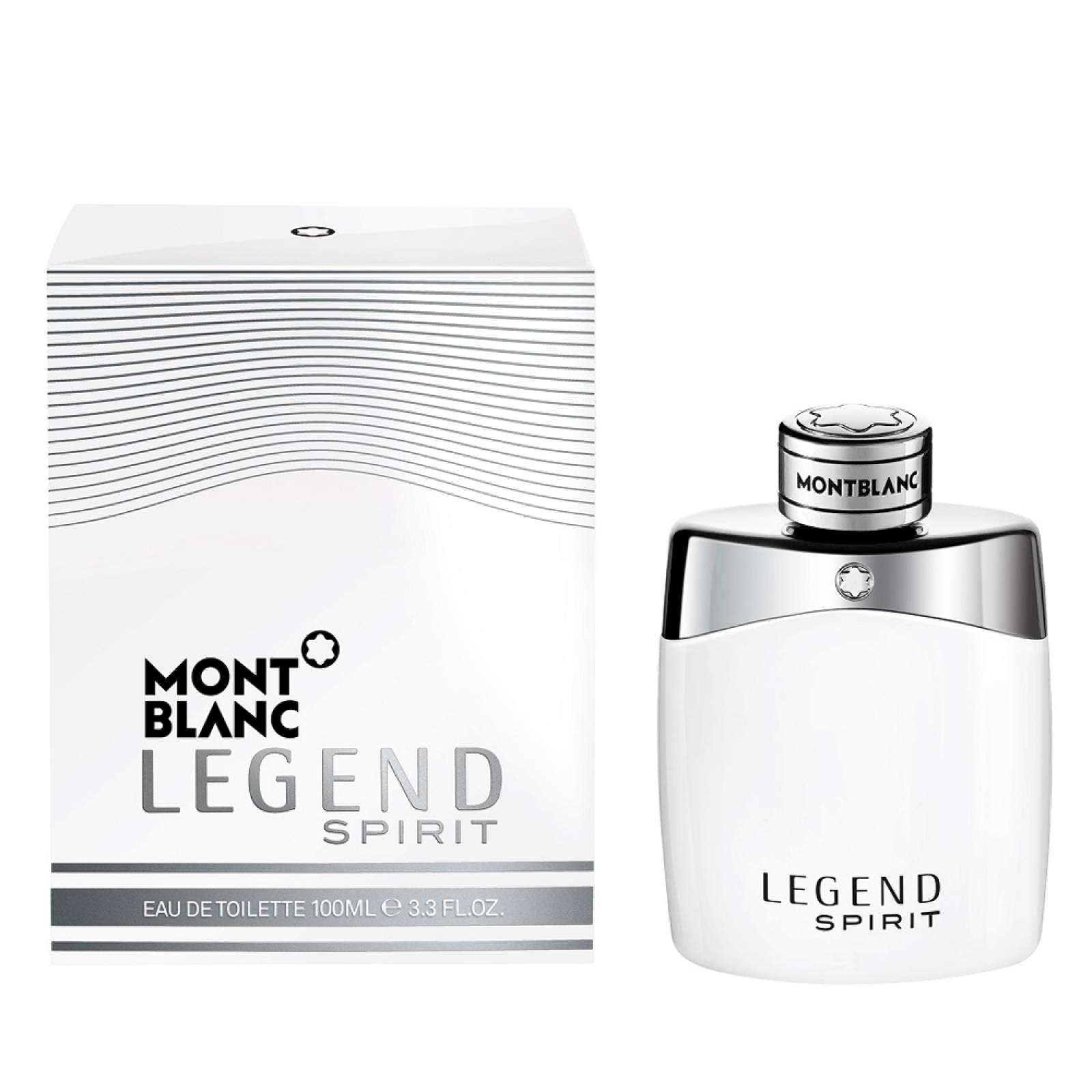 Mont Blanc Legend Spirit de Mont Blanc Fragancia para Caballero