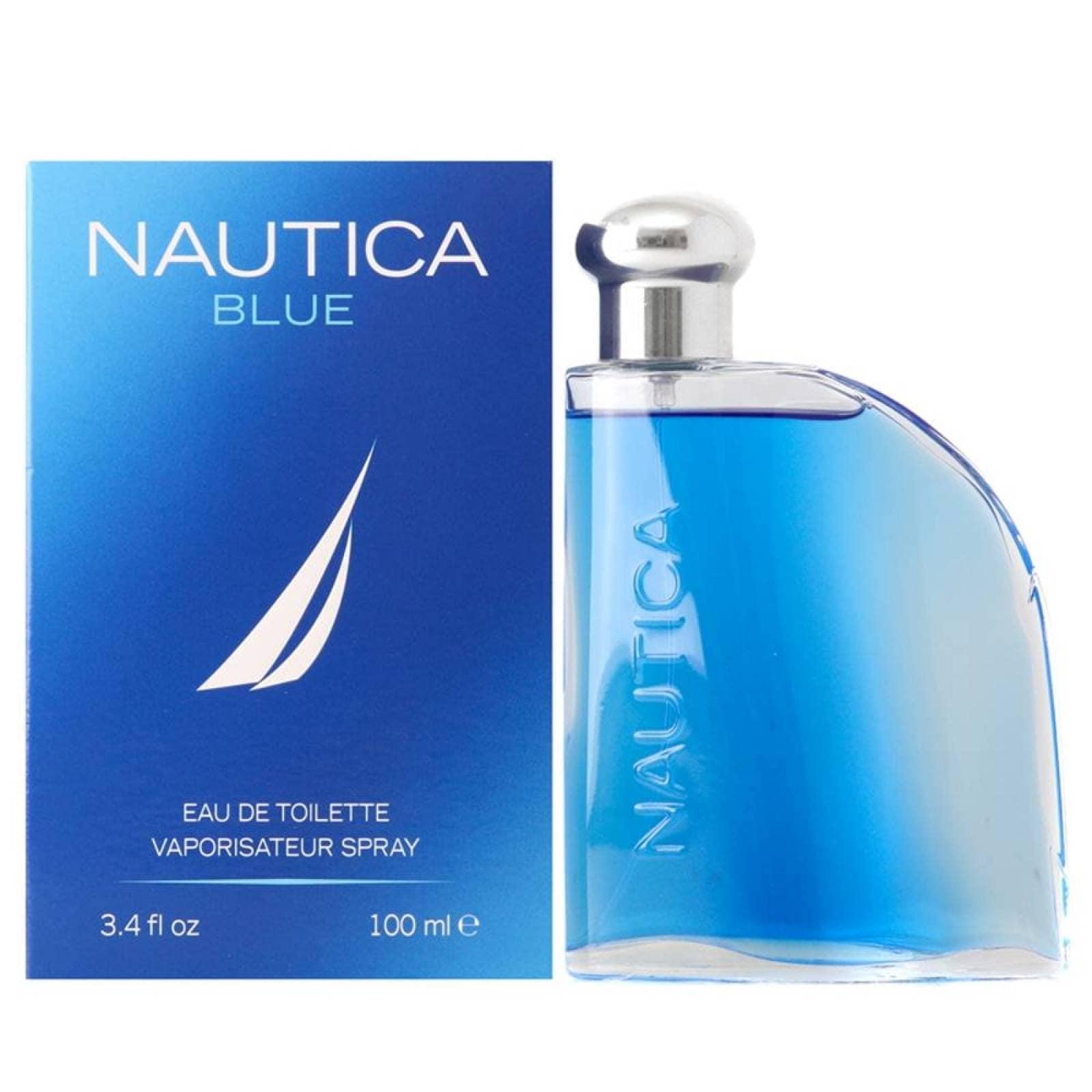 Nautica Blue de Nautica Eau de Toilette 100 ml Fragancia para Caballero