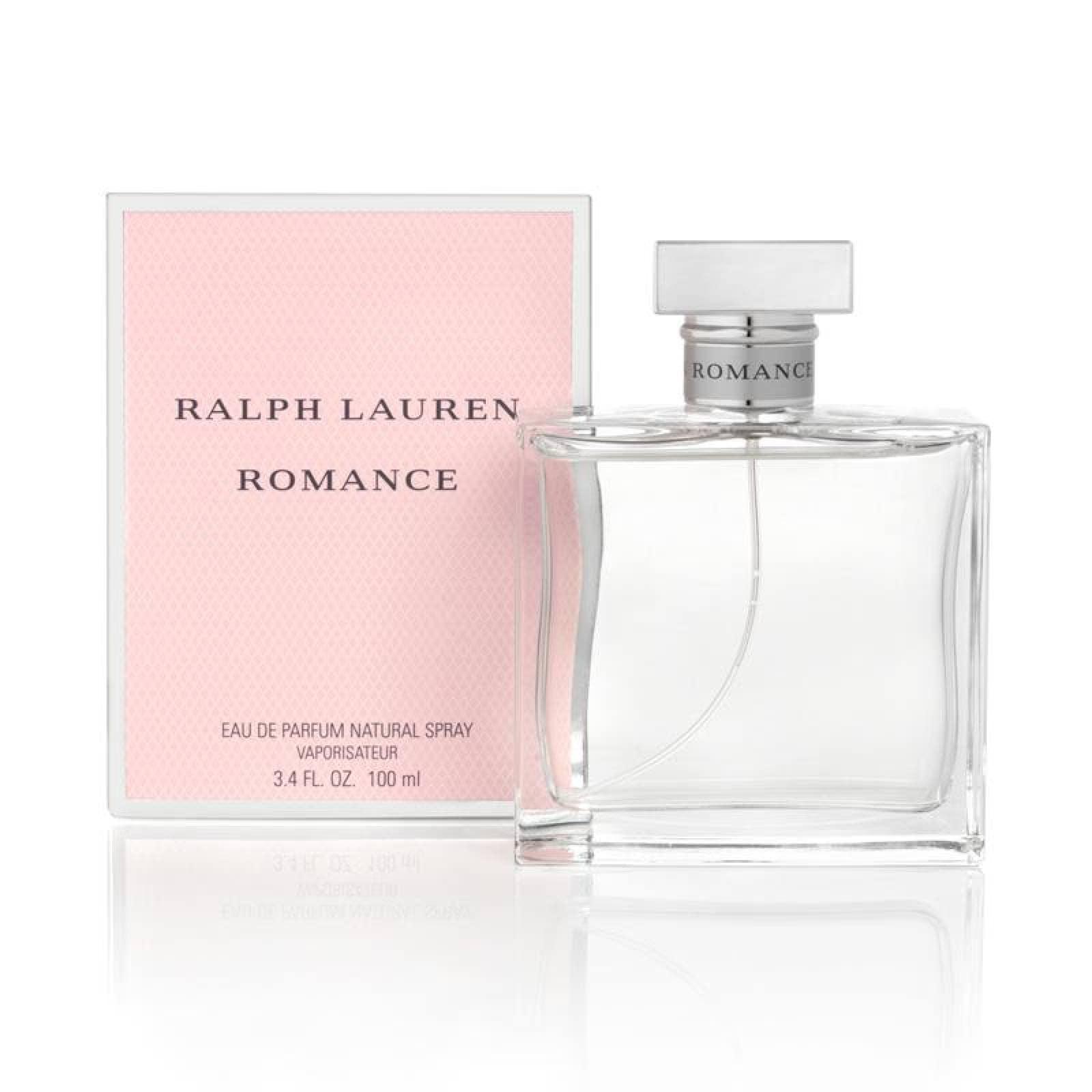 Romance de Ralph Lauren Eau de Parfum 100 ml. Fragancia para Dama