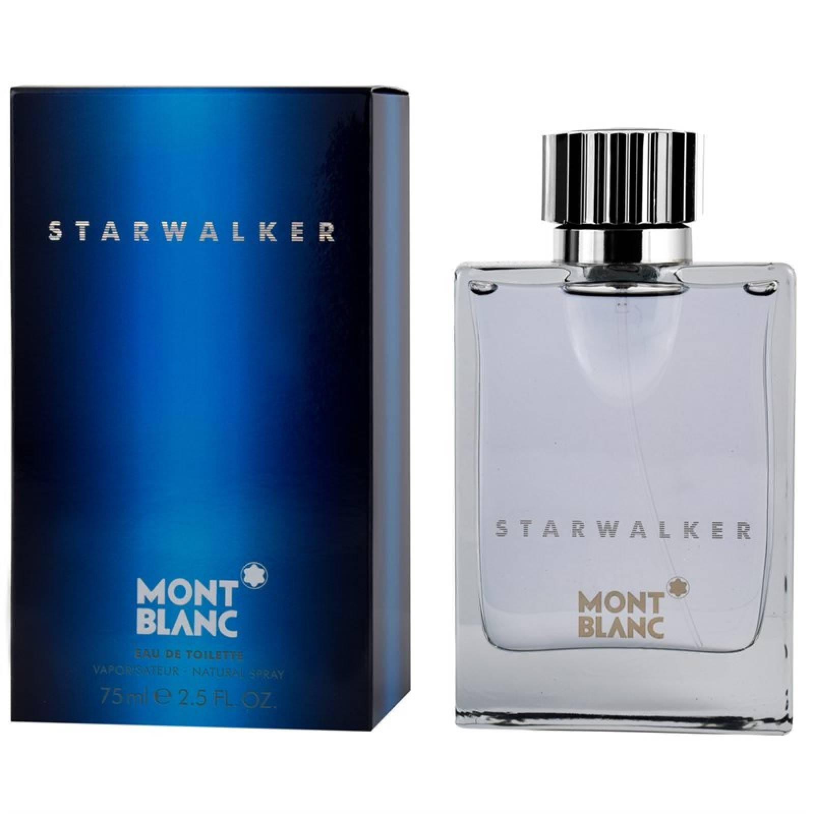 Starwalker de Mont Blanc Eau de Toilette 75 ml Fragancia para Caballero