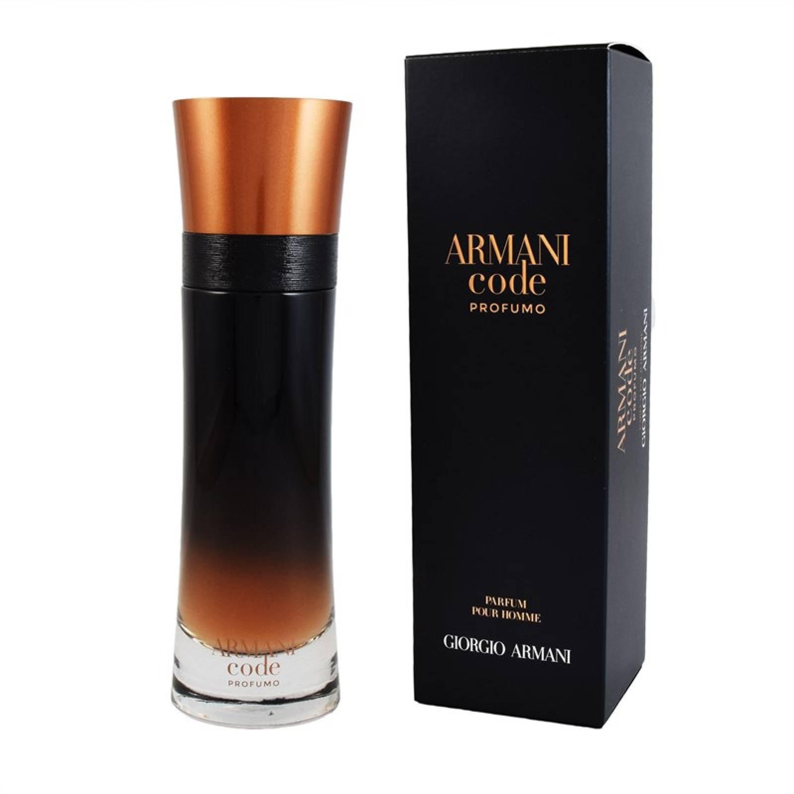 armani code profumo 110ml