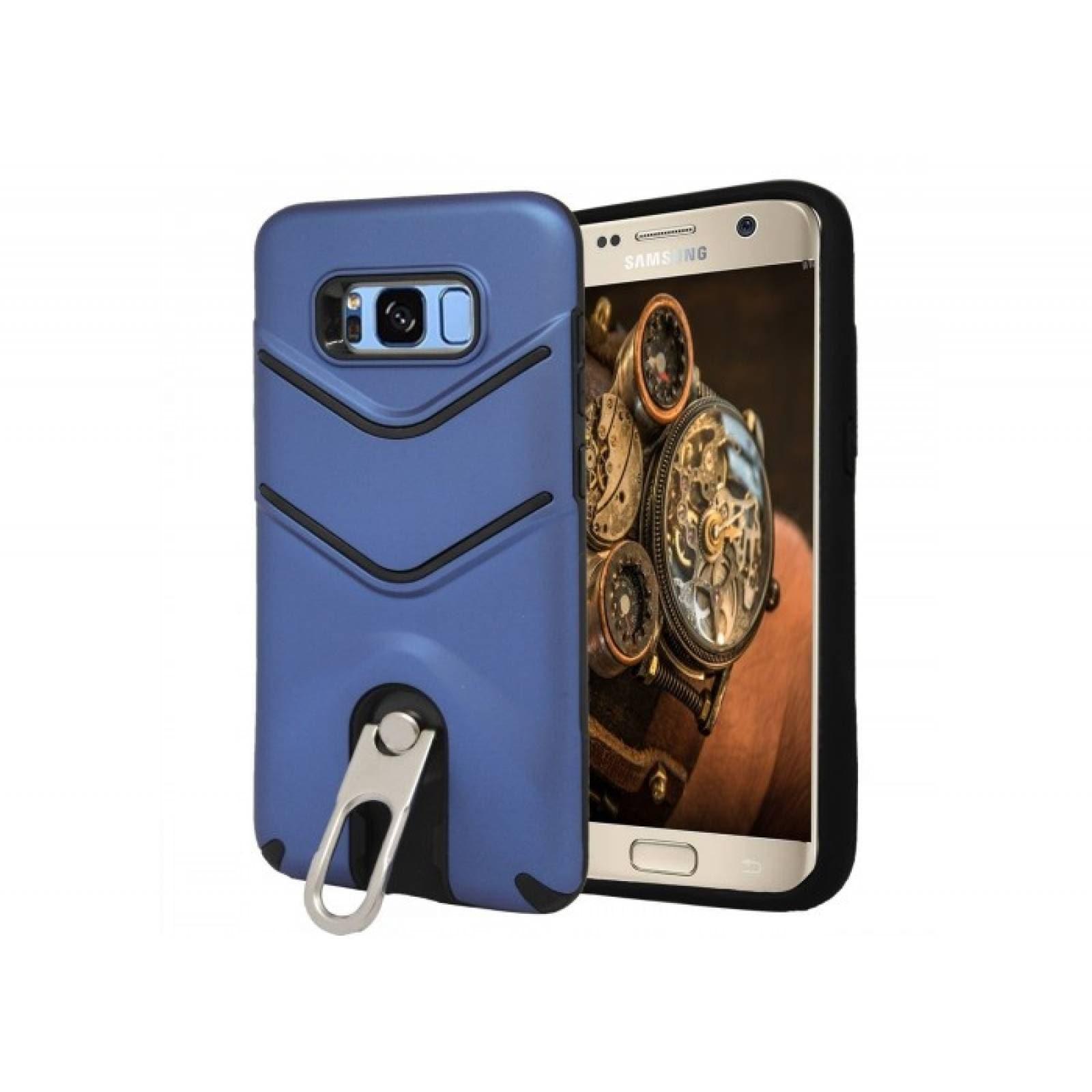 Funda Case Galaxy S8 SM-G950F Protector Uso Rudo Iron Bear