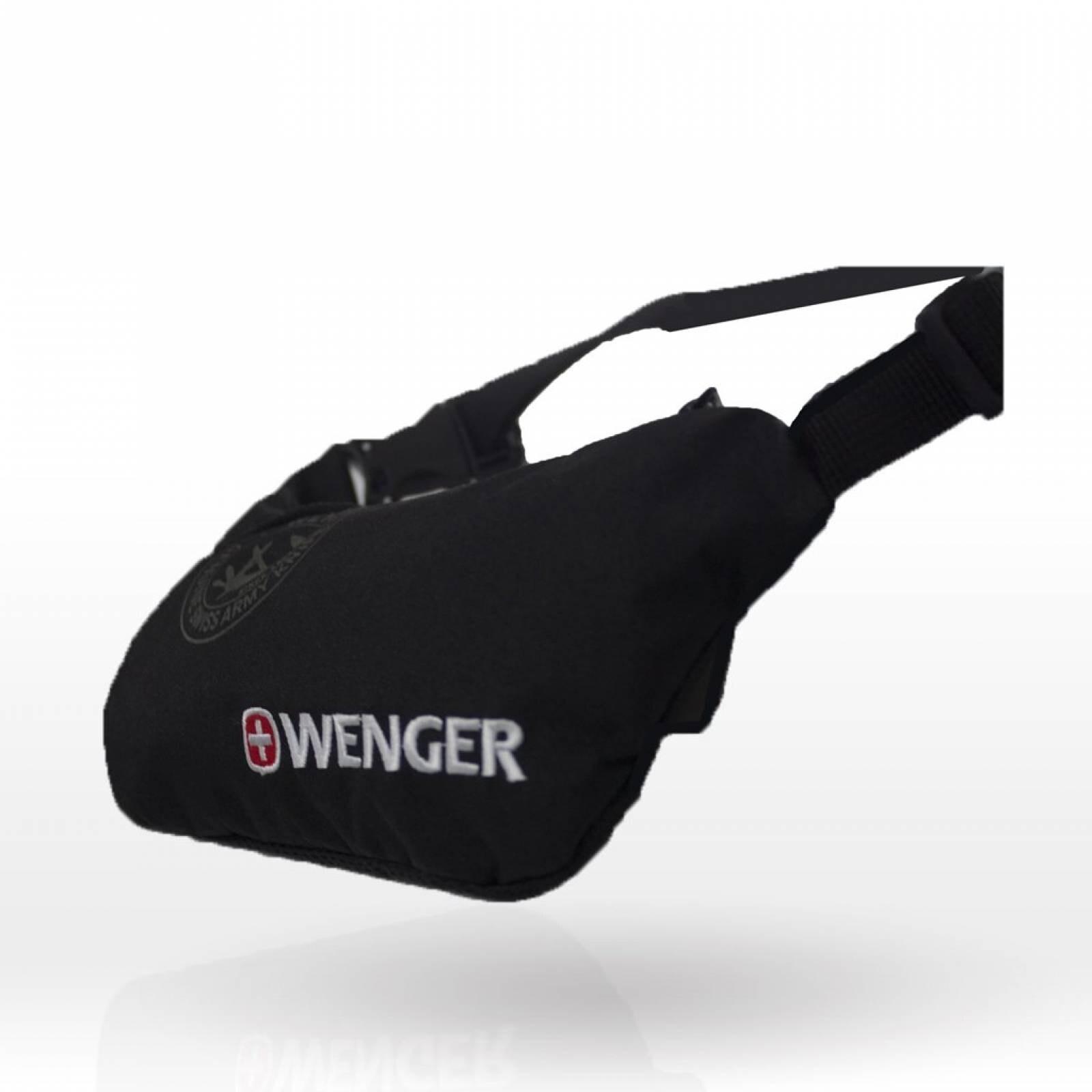 Cangurera black Wenger