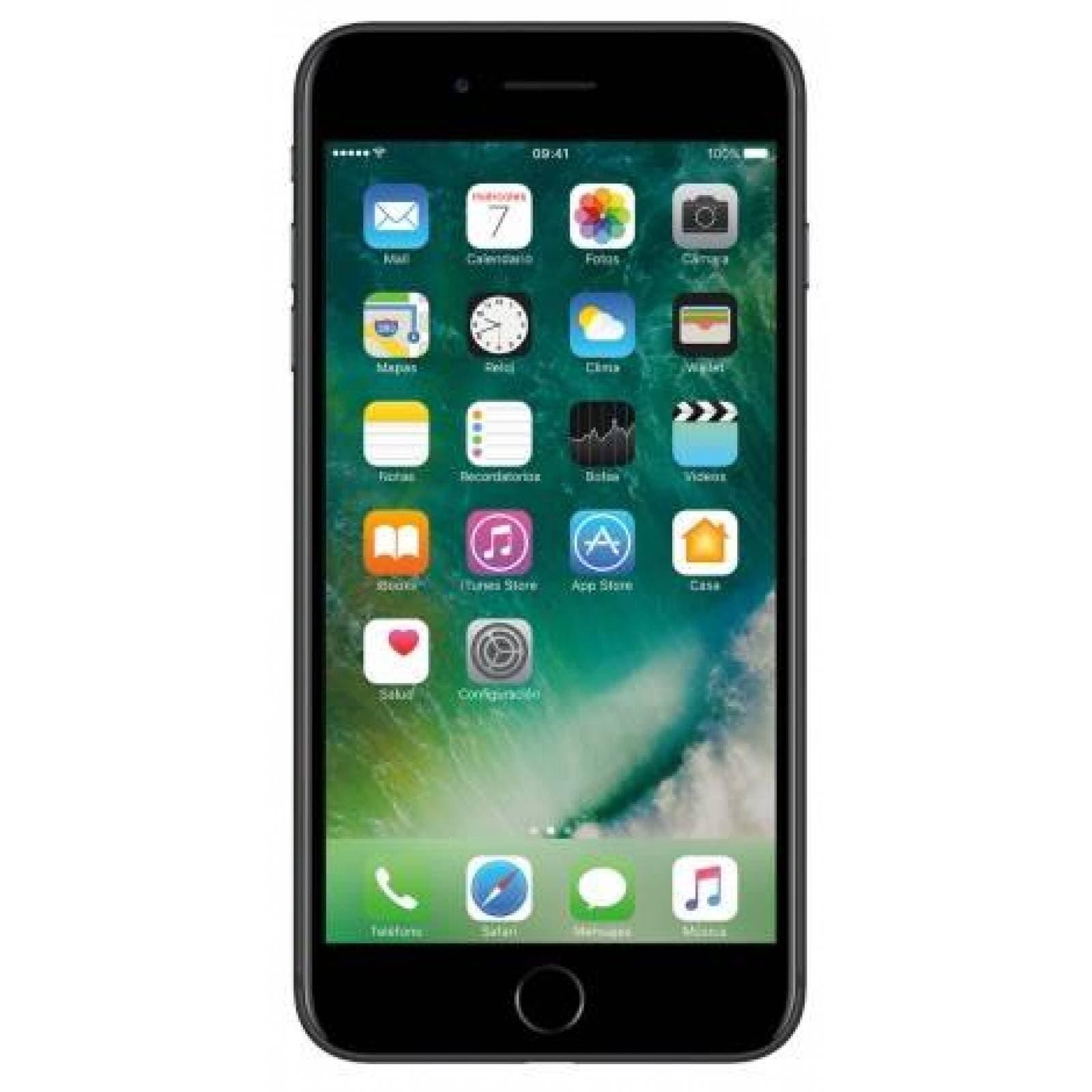 Celular iPhone 7 Plus 32GB Color Negro Telcel