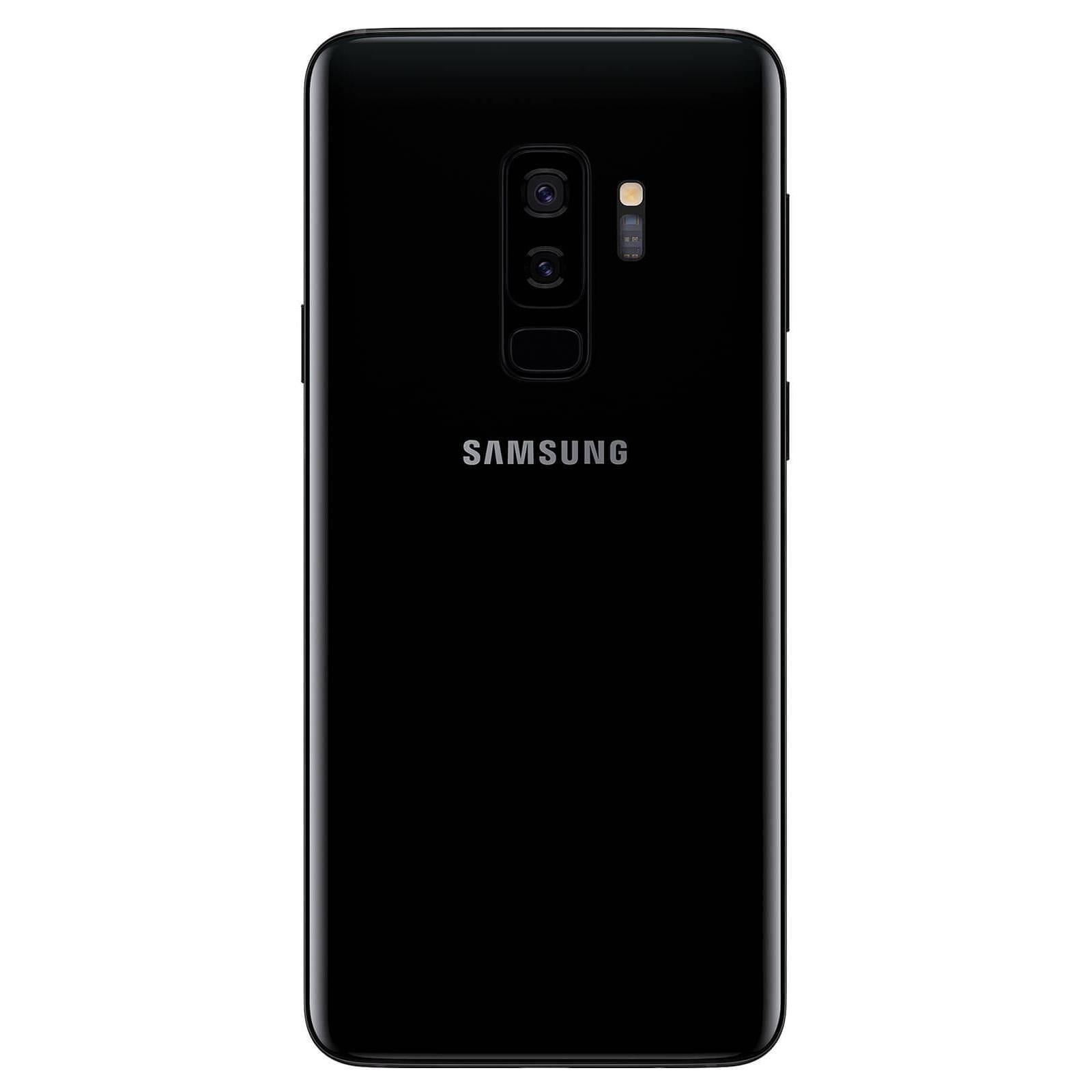 Celular Samsung Galaxy S9+ Color Negro Telcel