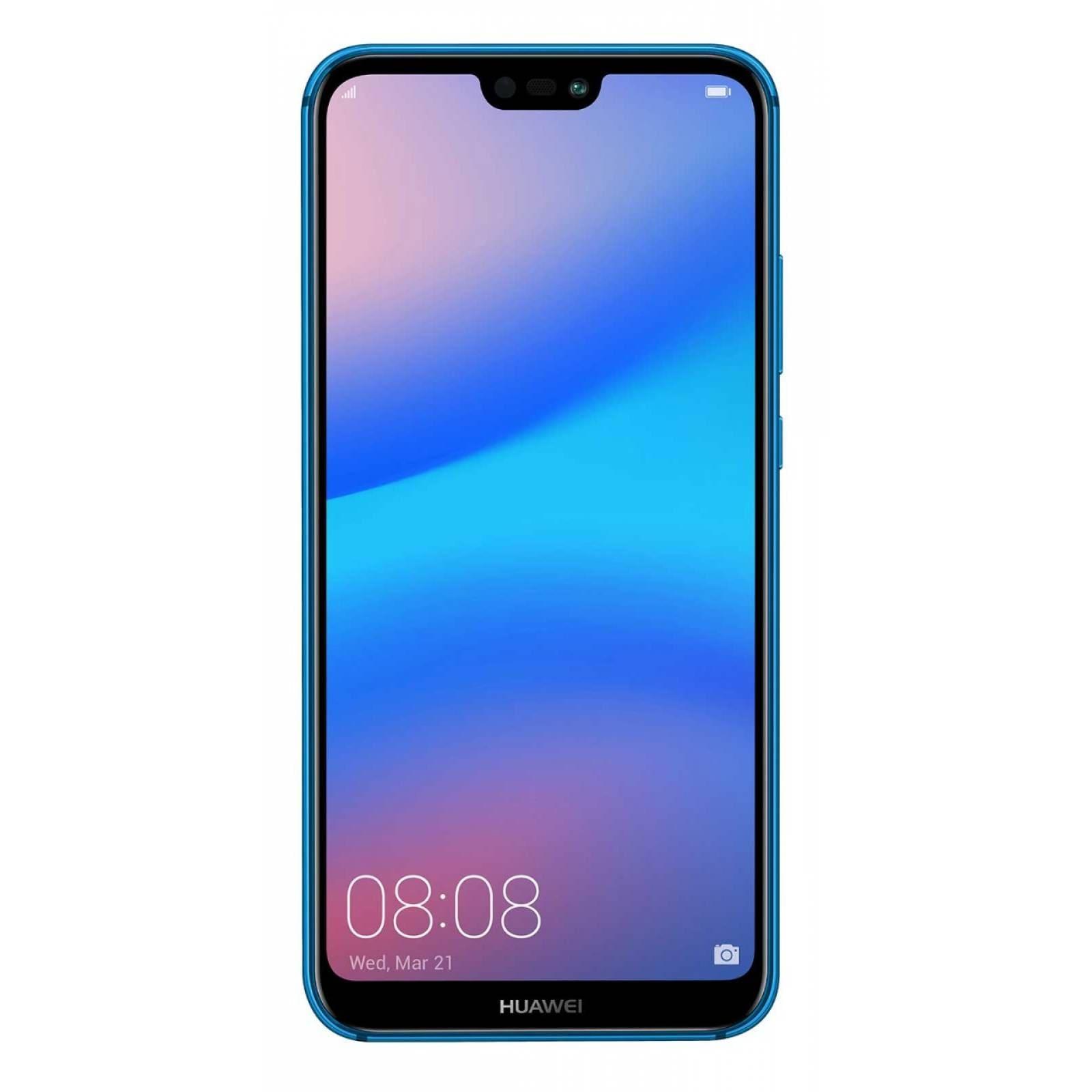 Celular HUAWEI LTE ANE-LX3 P20 LITE Color AZUL Telcel