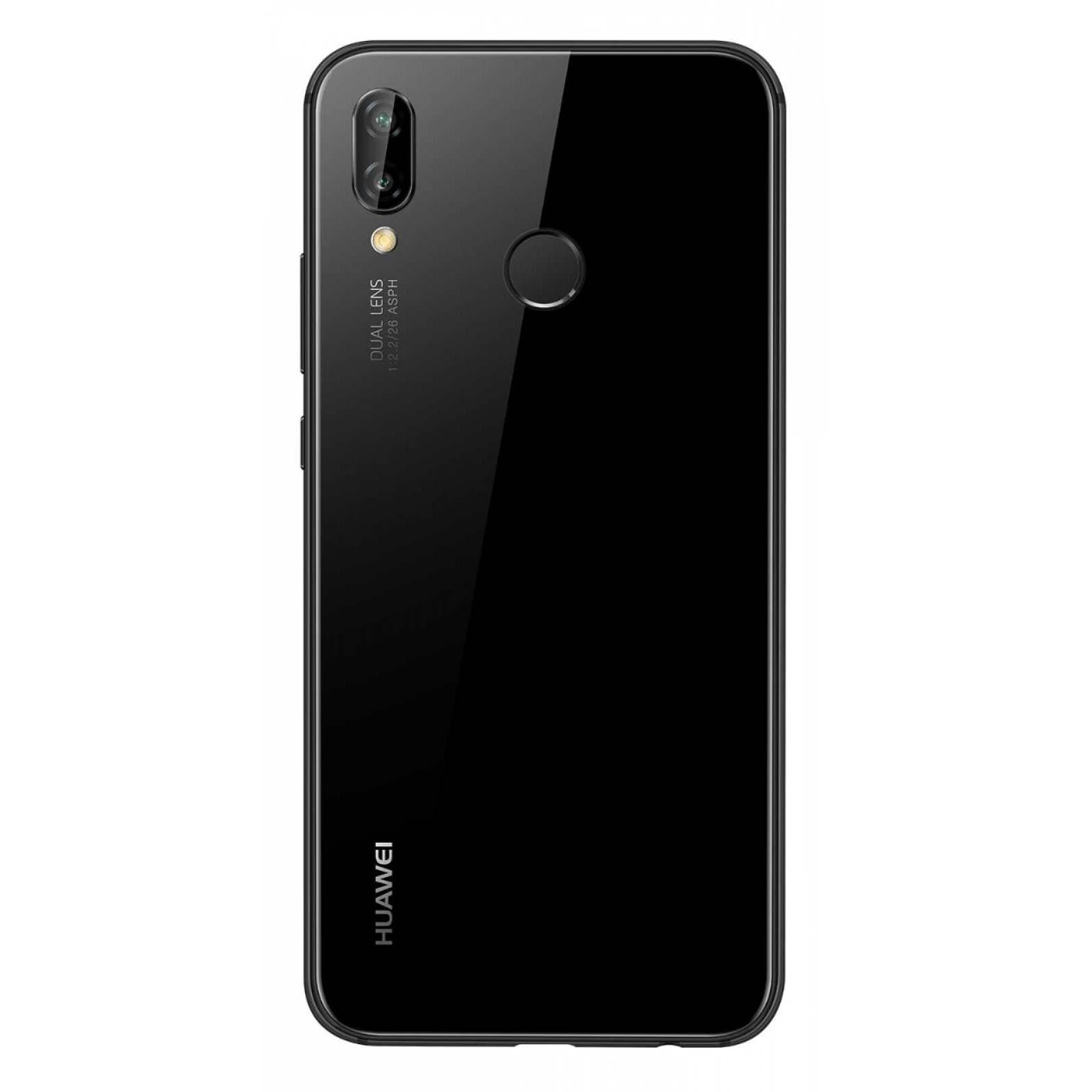 Celular HUAWEI LTE ANE-LX3 P20 LITE Color NEGRO Telcel