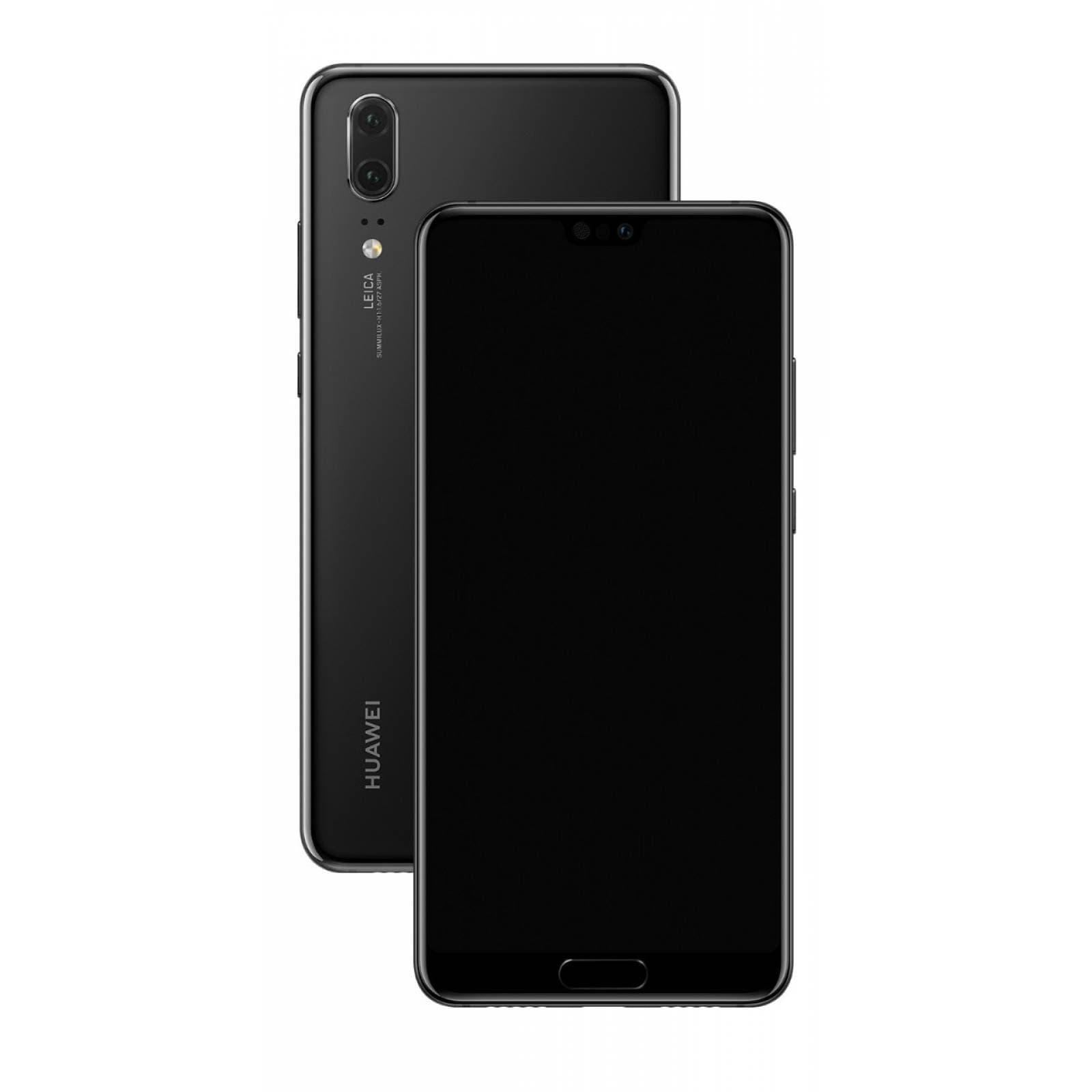 Celular HUAWEI LTE EML-L09 P20 Color NEGRO Telcel