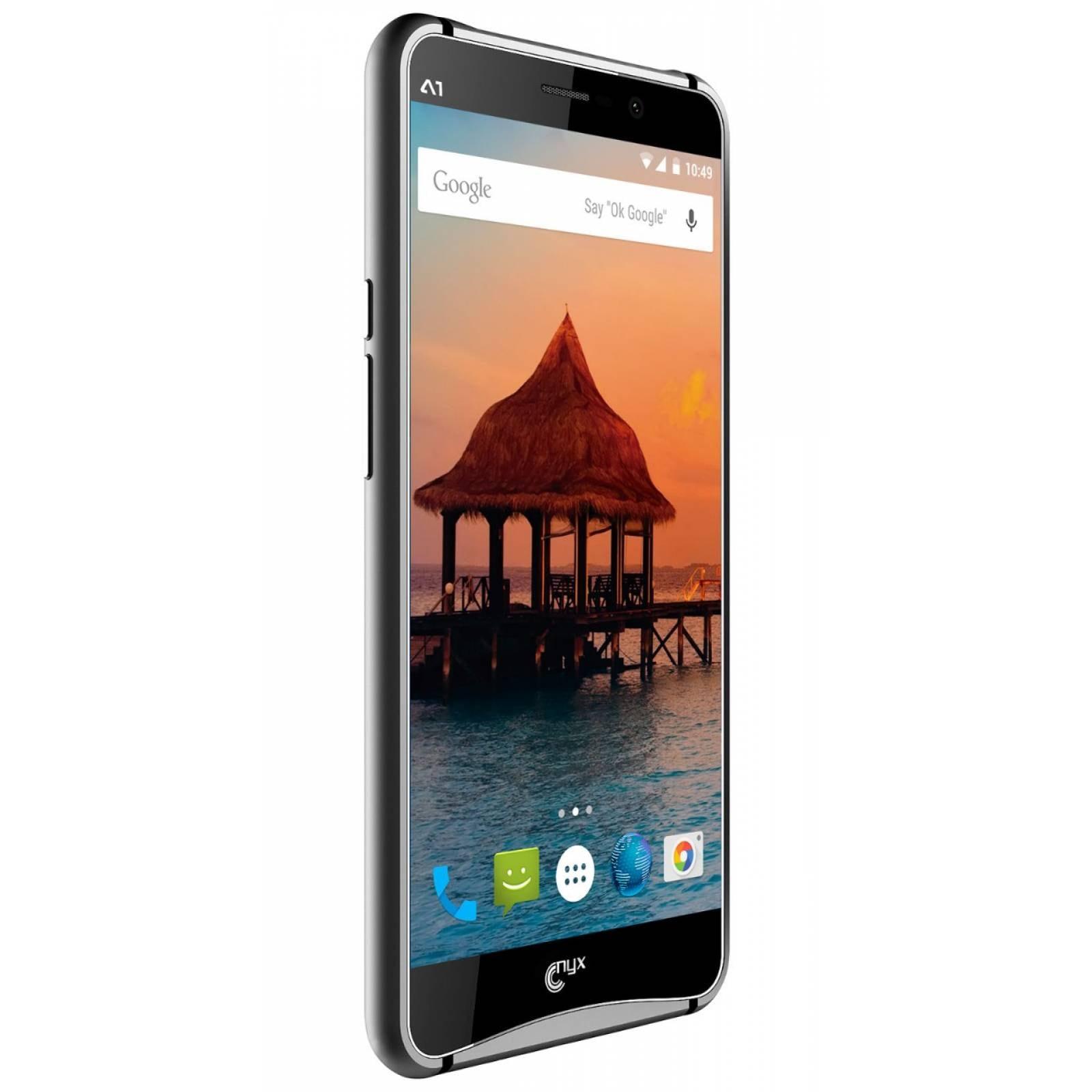 Celular NYX MOBILE LTE A1 Color AZUL Telcel