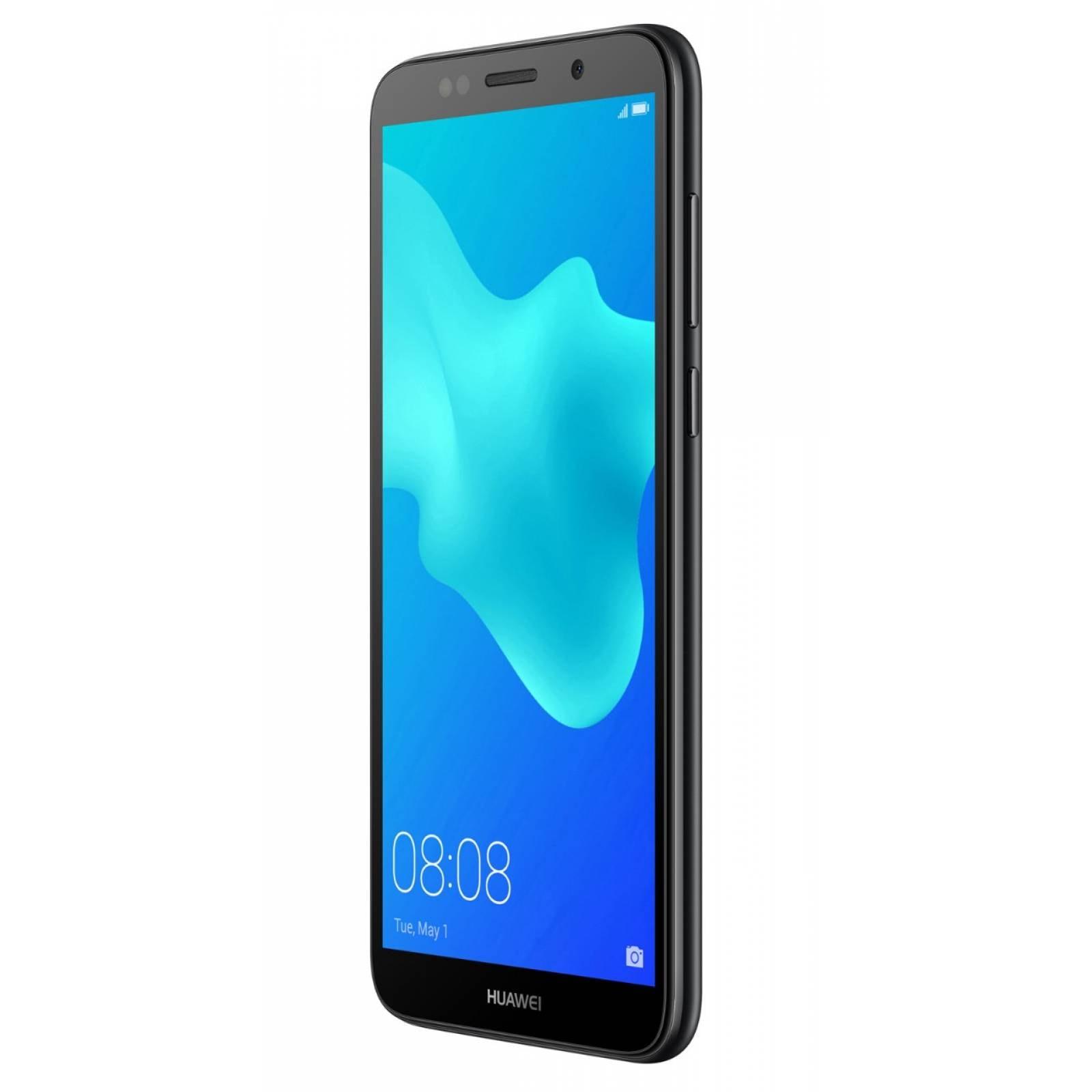 Celular HUAWEI LTE DRA-LX3 DURA Y5 2018 Color NEGRO Telcel