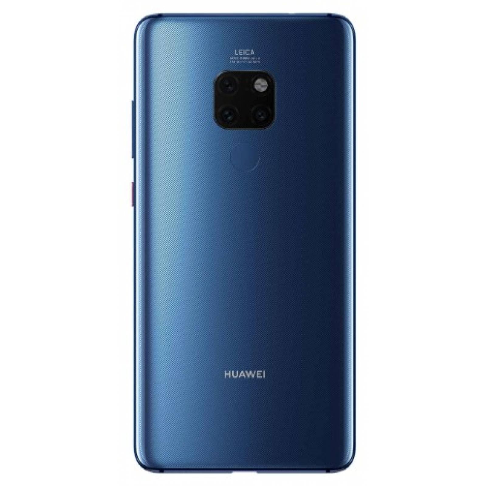 Celular HUAWEI LTE HMA-L09 MATE 20 Color AZUL Telcel