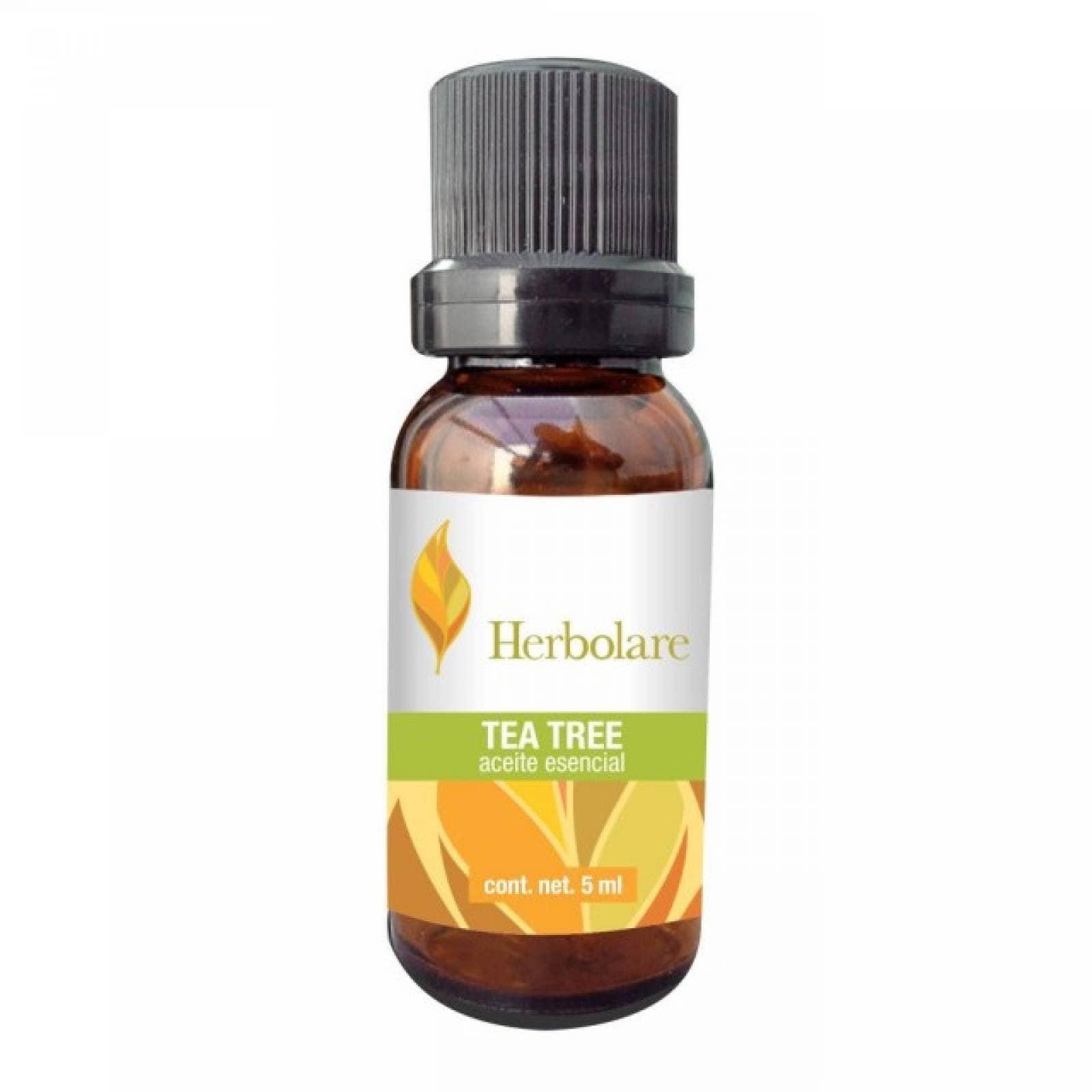 Aceite Esencial Árbol Té 10ml Aromaterapia Masaje Herbolare