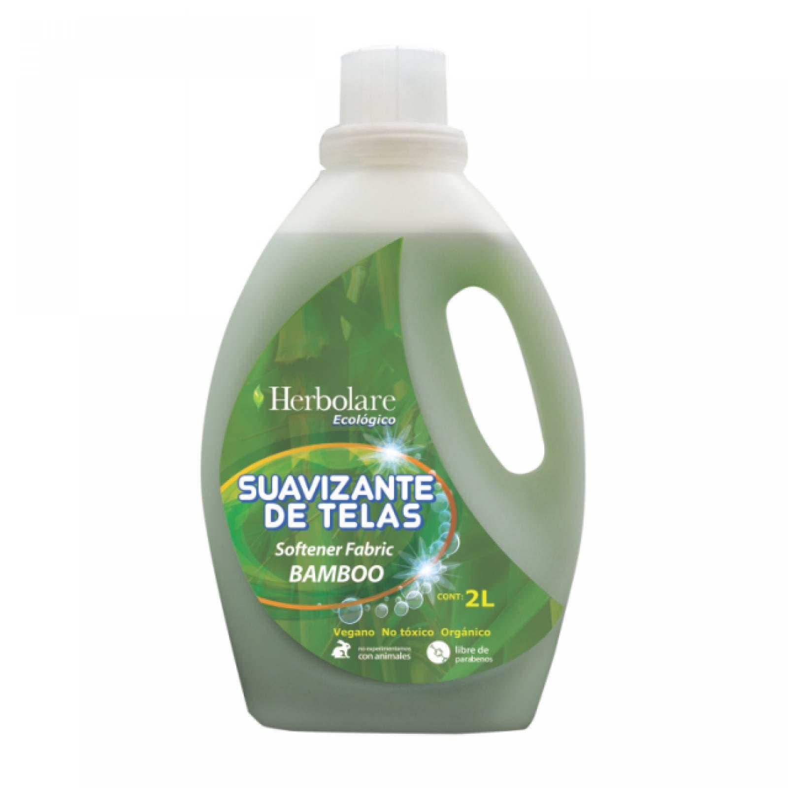 Suavizante Ropa Biodegradable Orgánico Herbolare Ecológico