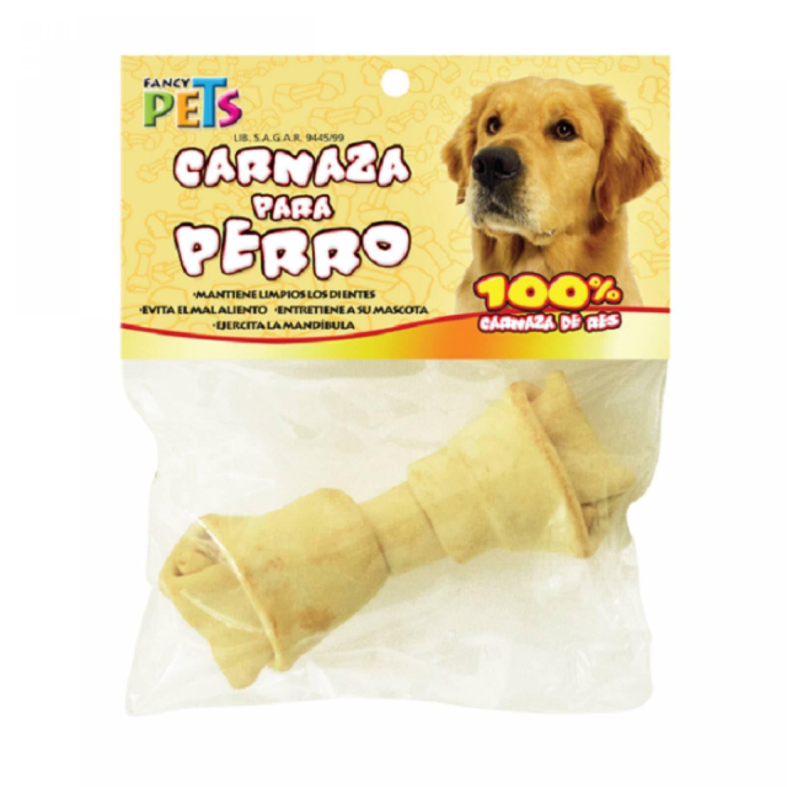 Hueso Carnaza Sabor Pollo Perro Chico Fancy Pets 4-5