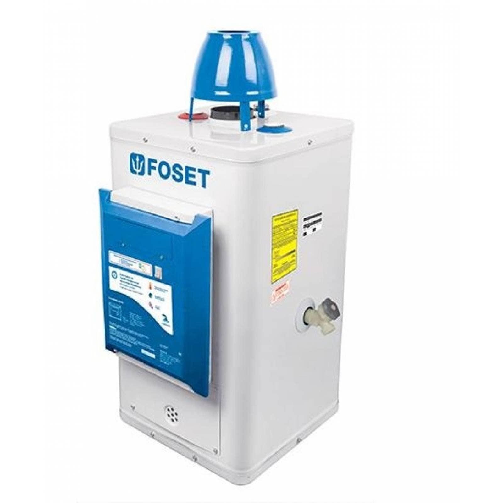 Calentador De Paso Encendido Electr. 6l/min Foset 45277