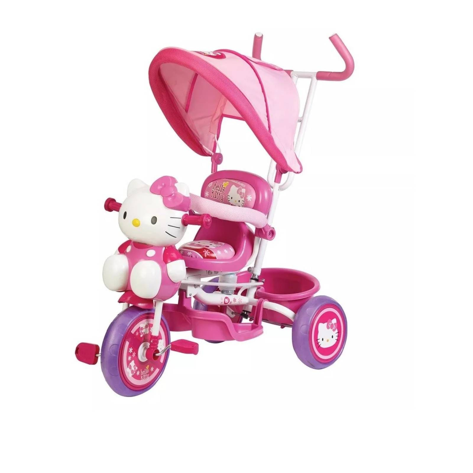 Triciclo champion hello kitty prinsel
