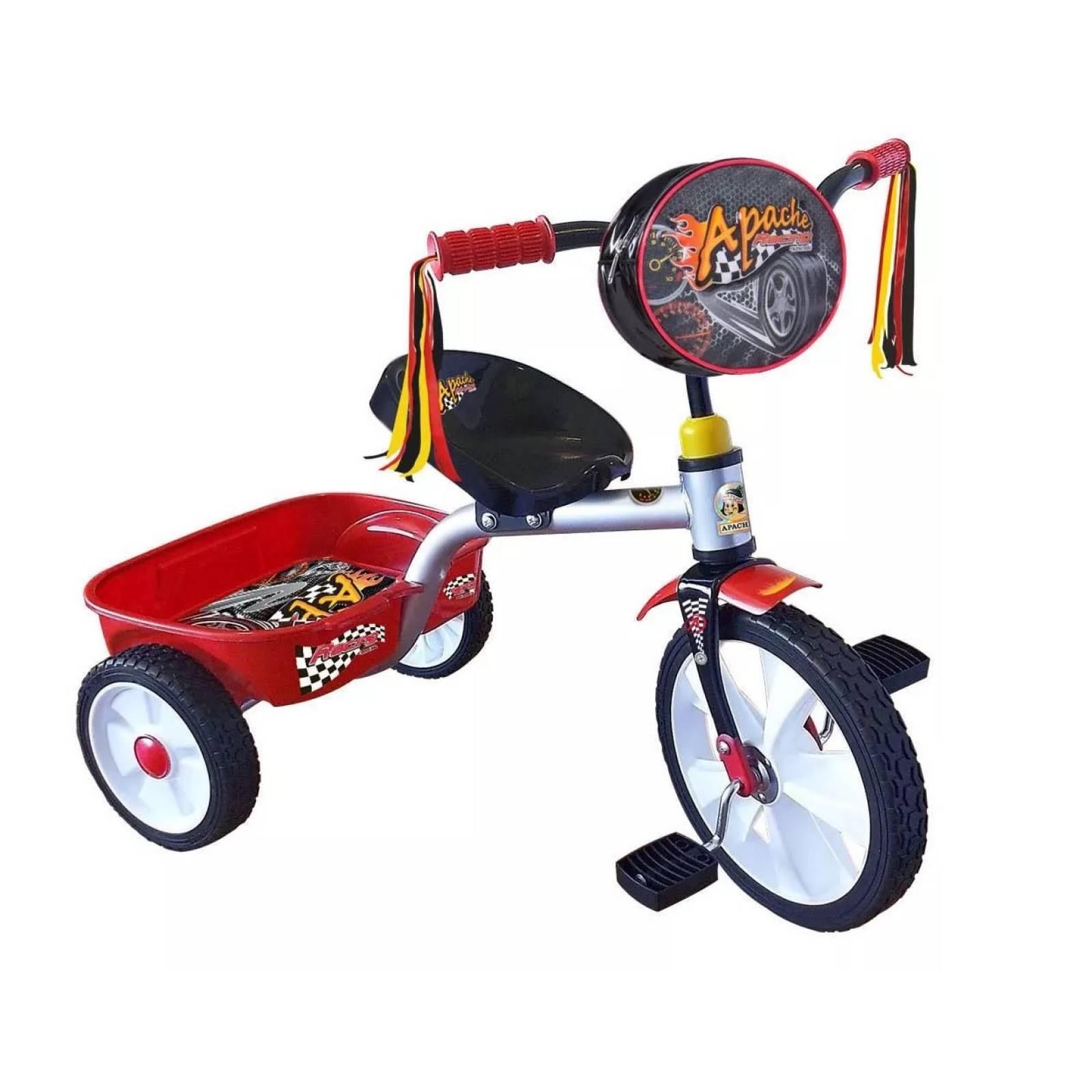 Triciclo apache racing r14 nino apache