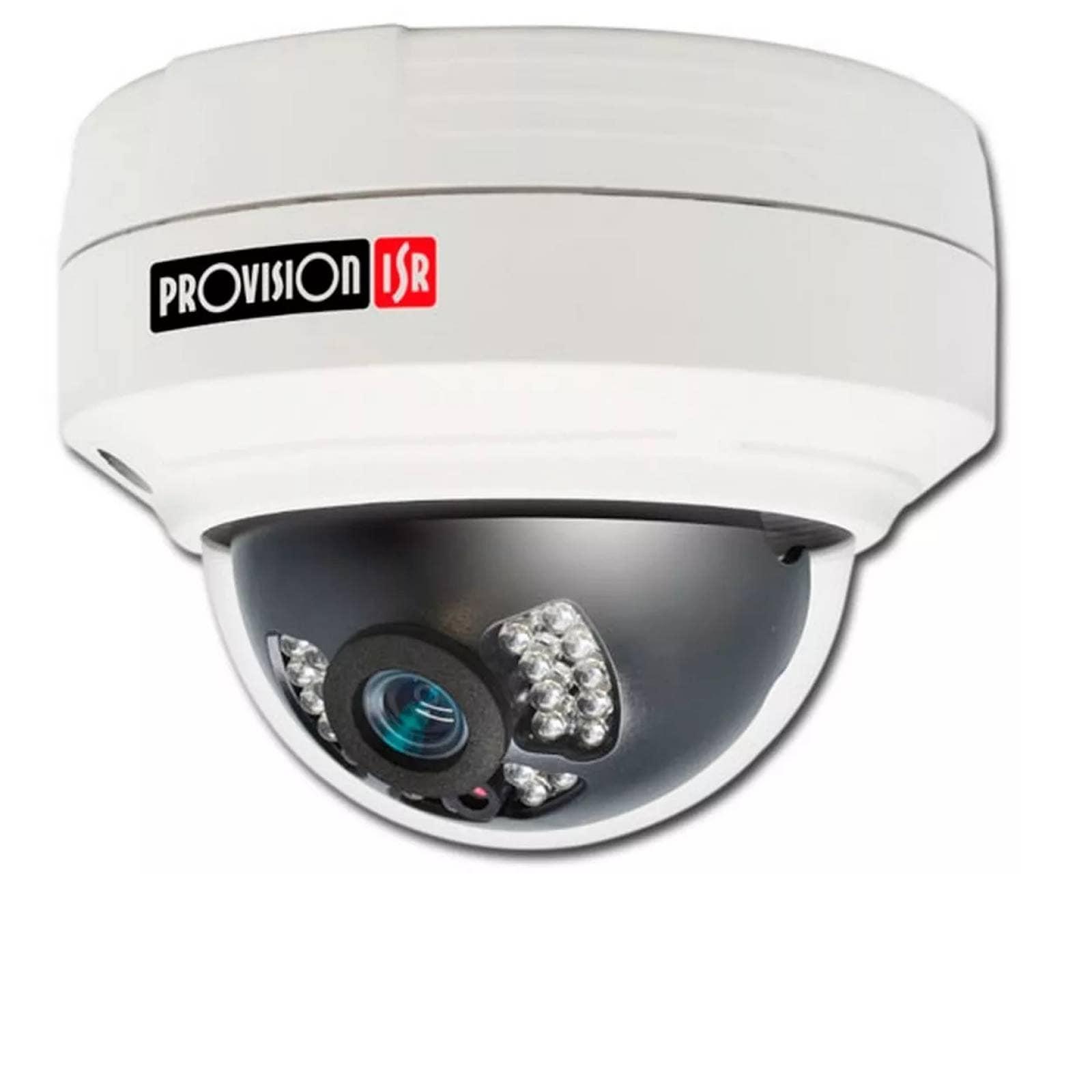 Camara De Vigilancia Provision Dai-380ip04 Antivandalismo
