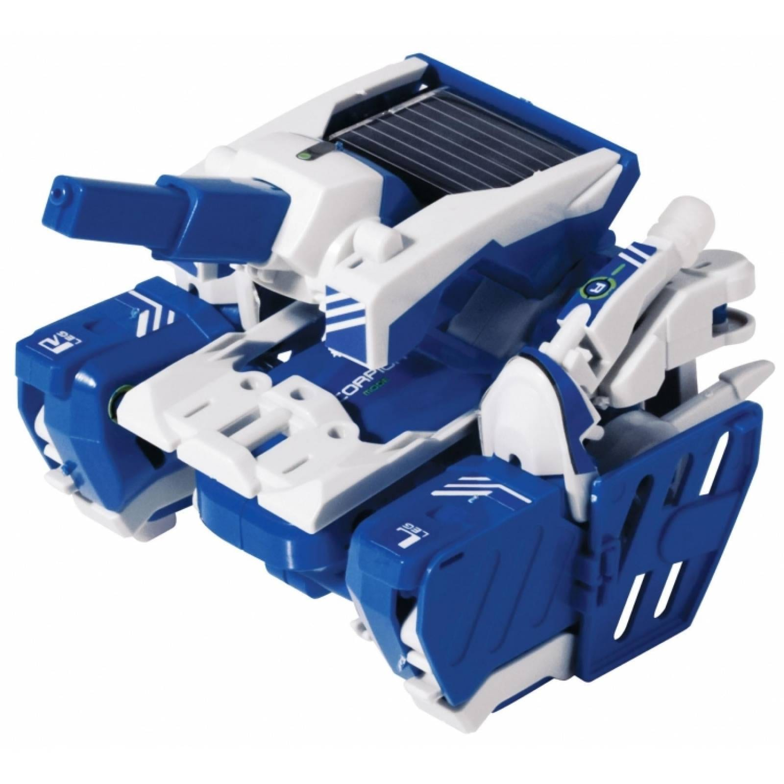 Kit solar transformer 3 en 1 para armar