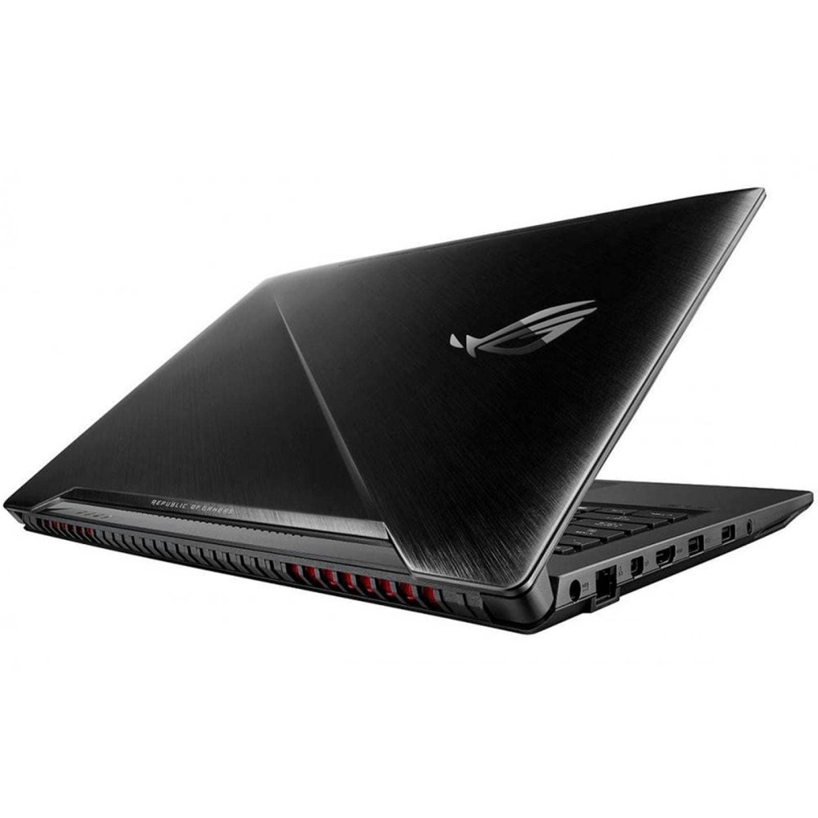 Laptop Gamer ASUS ROG I7-7700HQ 12GB 1TB GTX 1050 15.6''  GL503VD-FY275T  6M ReAcodicionado