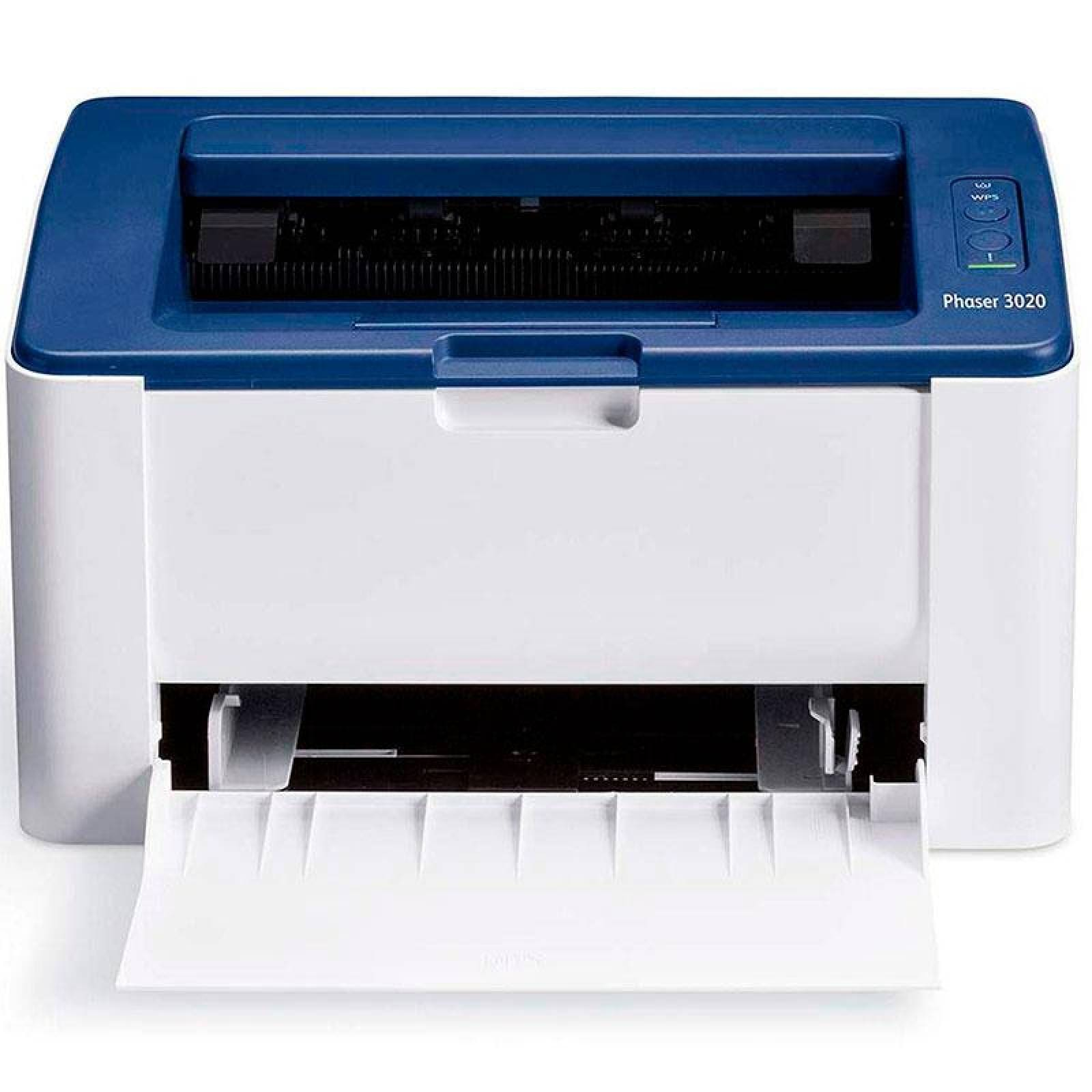 Impresora XEROX Phaser 3020 Laser Monocromatica 21ppm WiFi