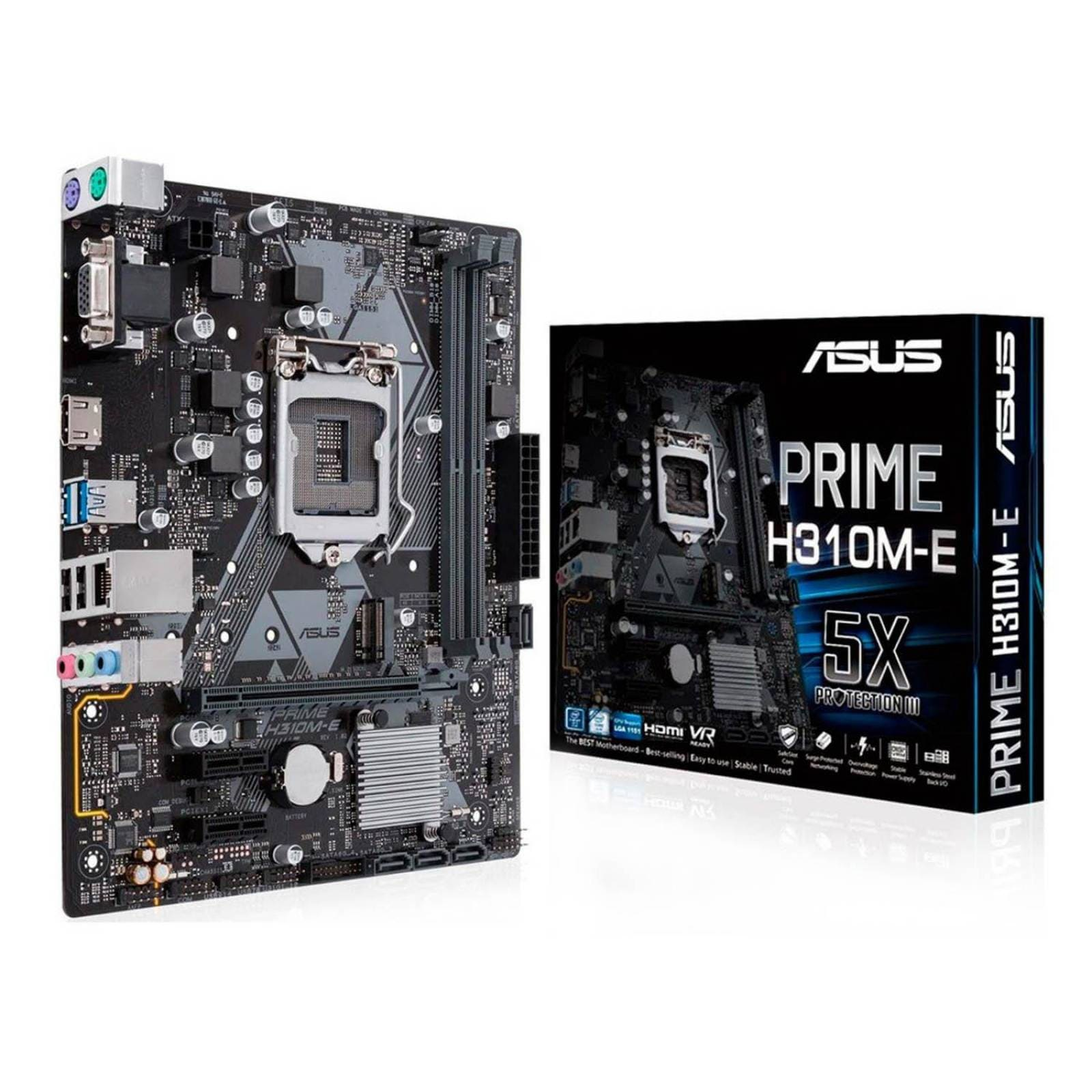 Computadora Pc Cpu Gamer Xteme Intel I5 9400 8gb 500gb Hd 630