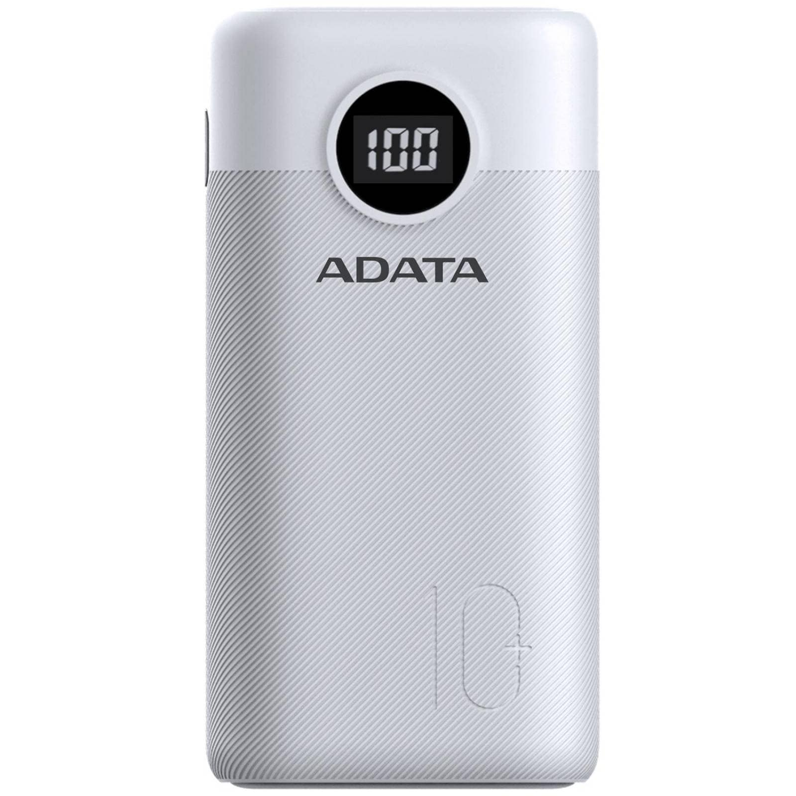 Power Bank 20000MAH ADATA P20000QCD Bateria Portatil Tipo C AP20000QCD-DGT-CWH