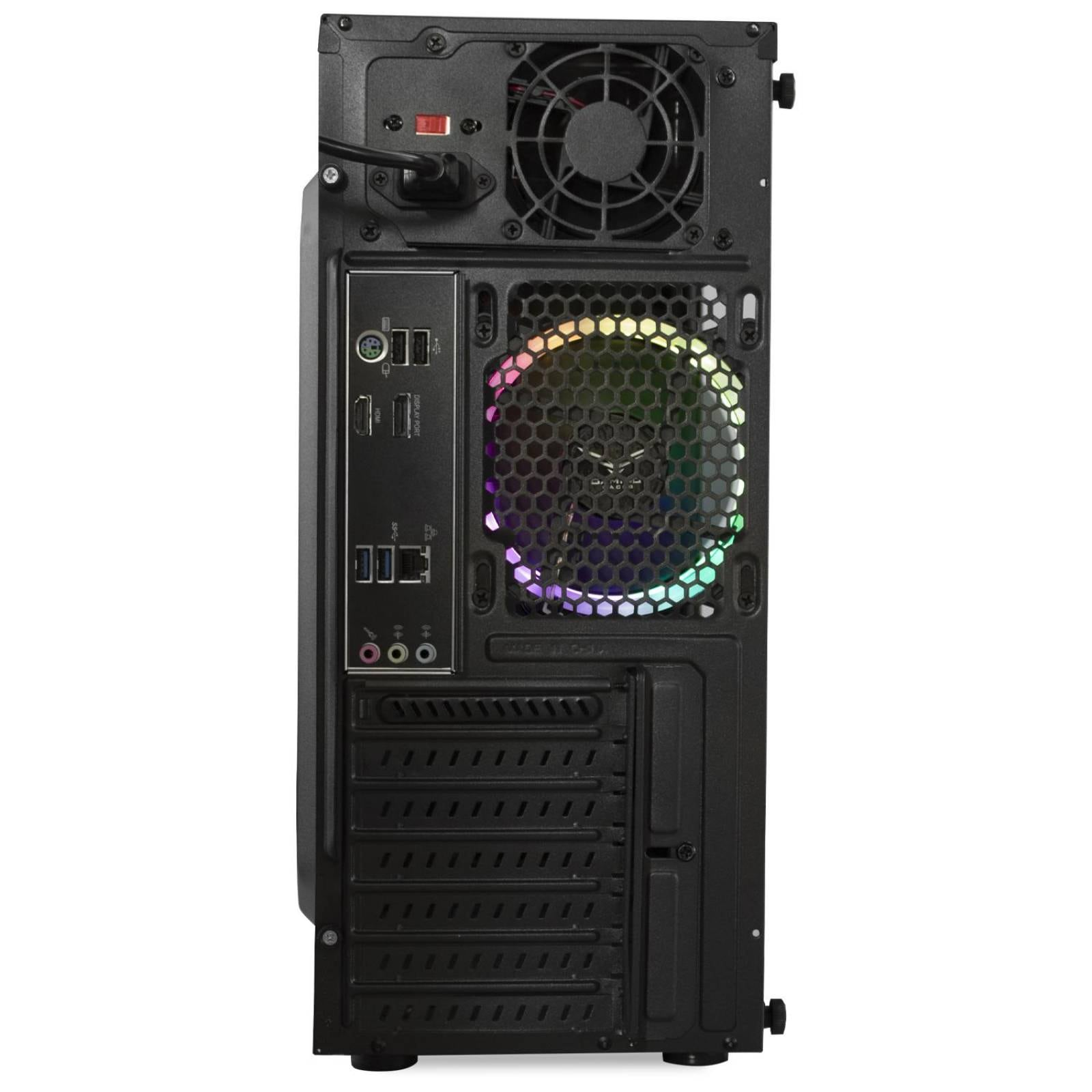 Xtreme PC Gamer Amd Radeon Vega 8 Ryzen 3 8GB SSD Monitor 21.5 WIFI