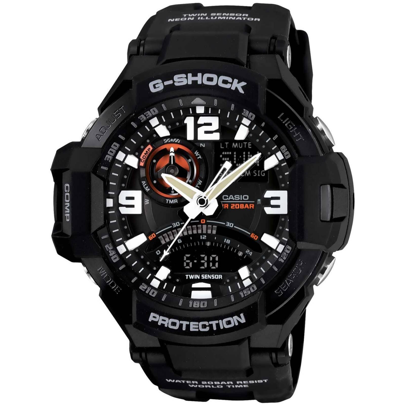 23a1c3efb01d Reloj casio g-shock gravity defier para caballero