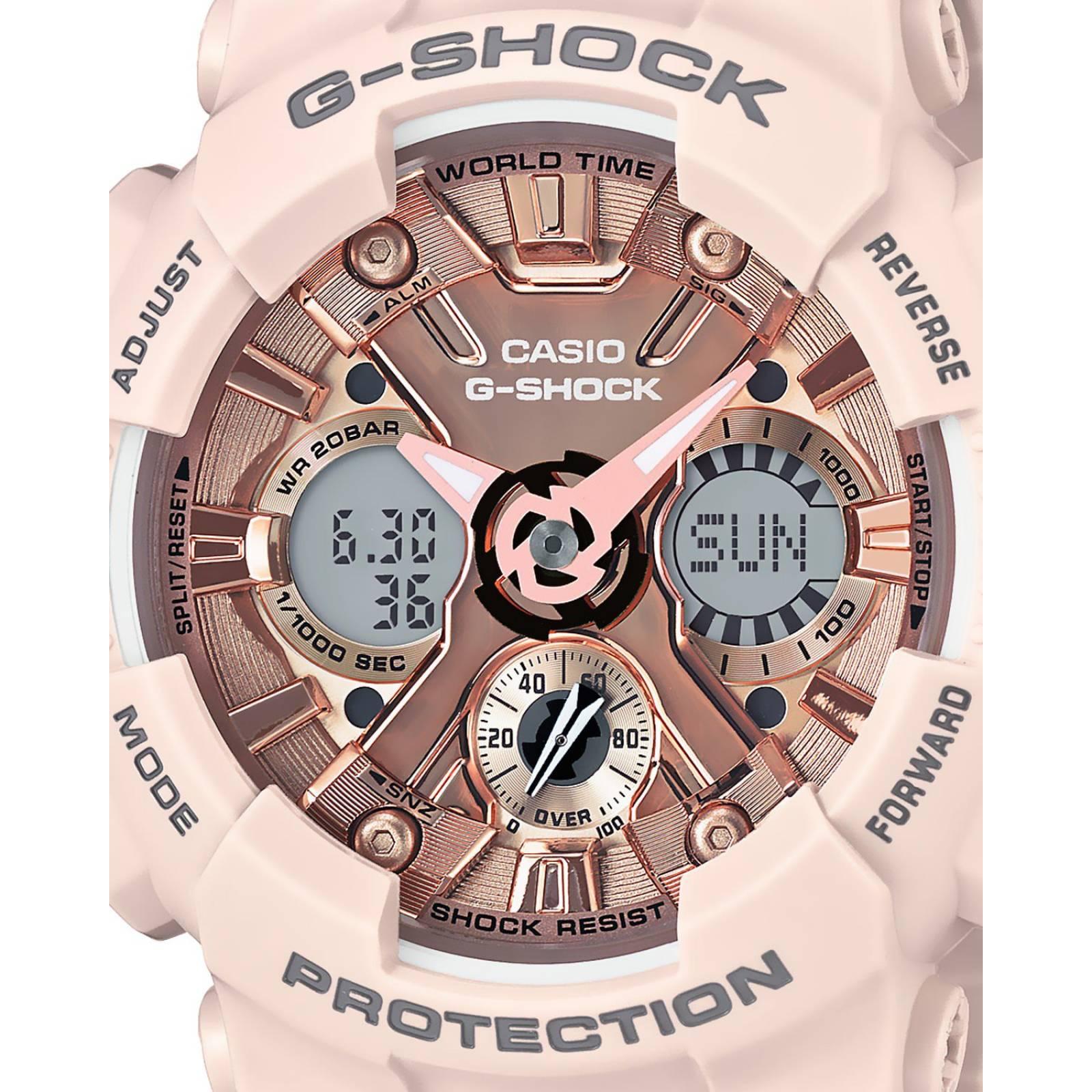 3d1524d37fcc Reloj casio g-shock para dama