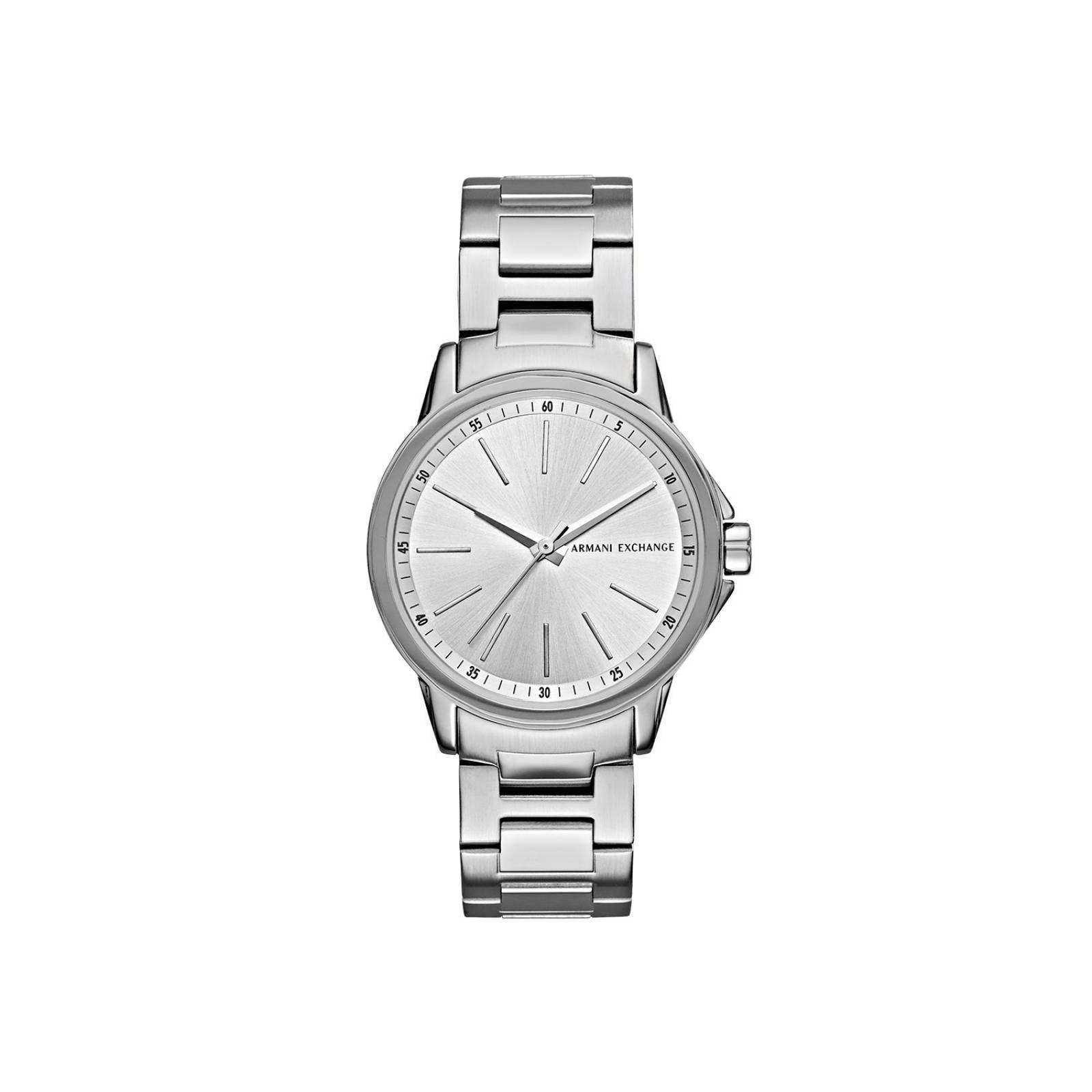 4d000a489dba Reloj armani exchange smart tradicional dama
