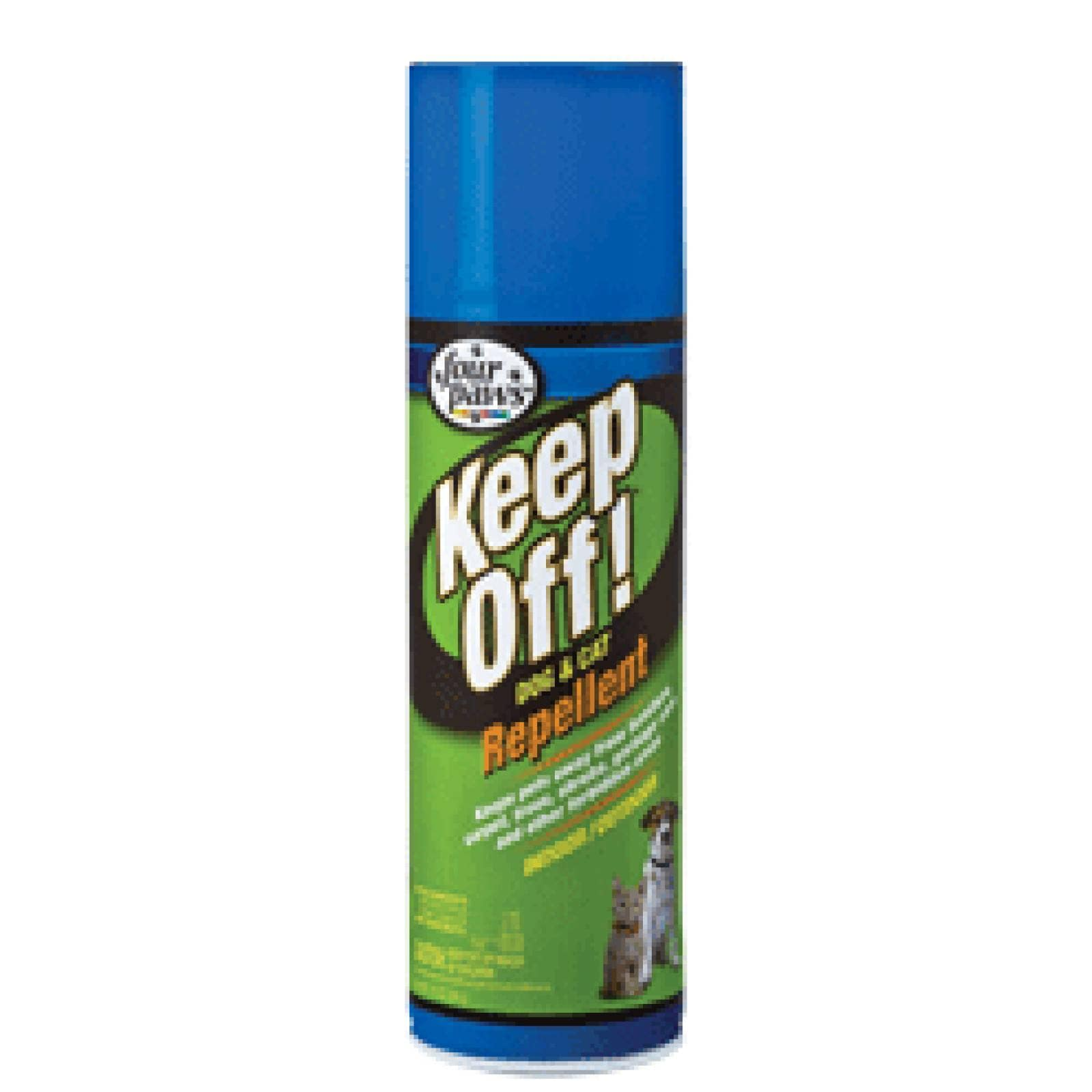 Four Paws Keep Off Repelente de gatos y perros 10 oz