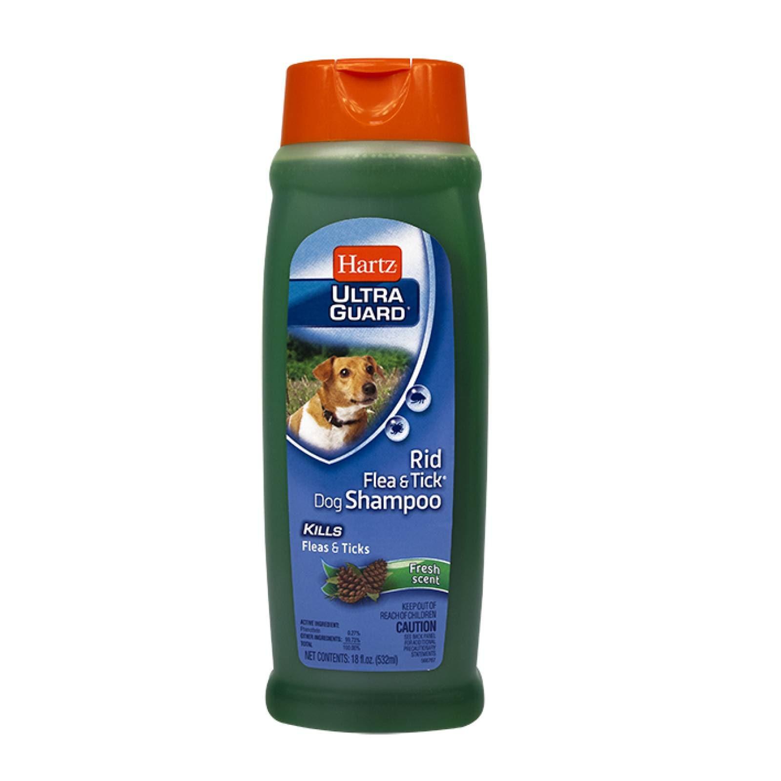 Hartz Shampoo para Perros Antipulgas Esencia Fresca 532 ml
