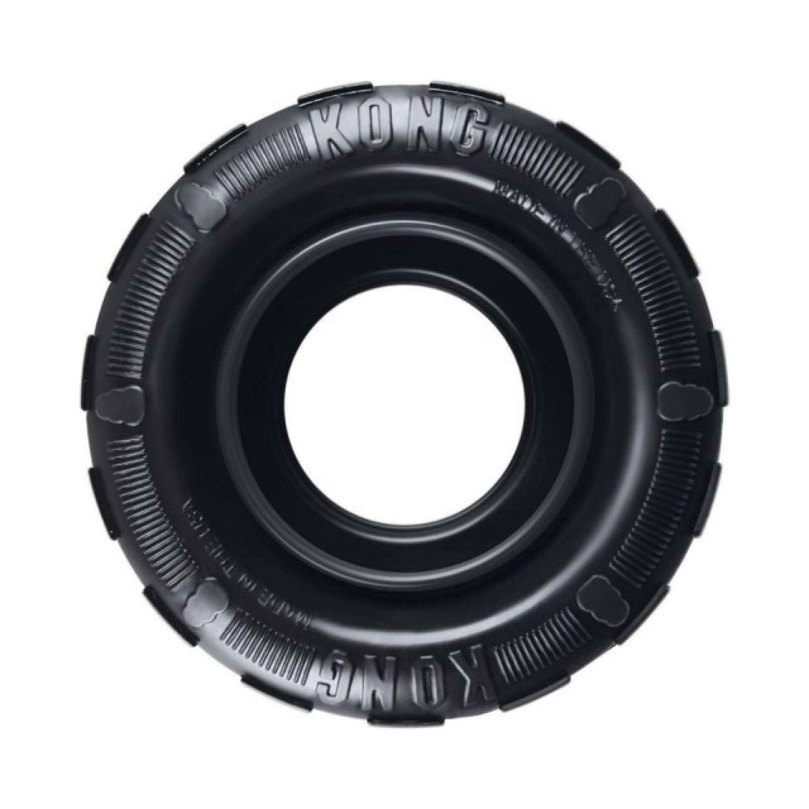 Kong Extreme Llanta de Caucho Durable Negro para Perro Med-Gde