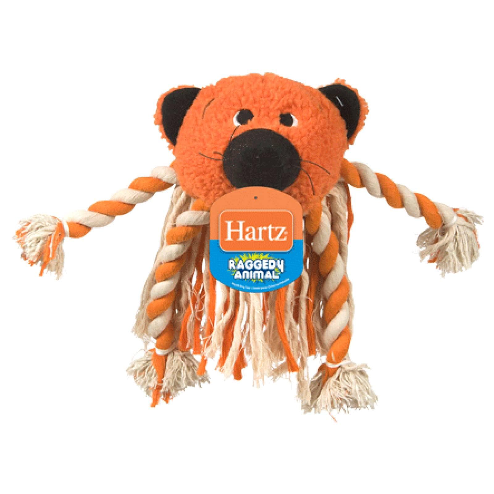 Hartz Juguete para Perro Raggedy Extremidades de Hilo