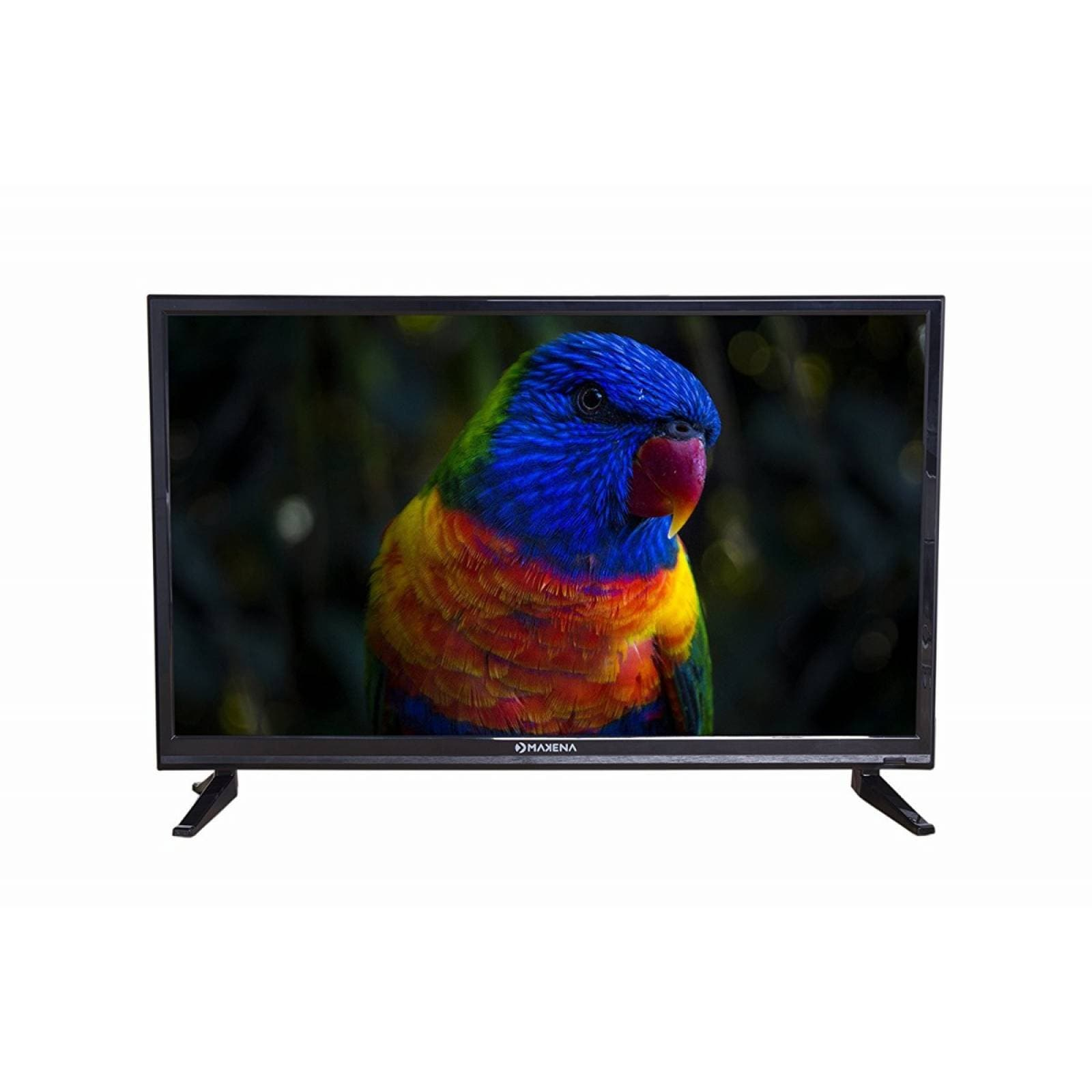 "Pantalla Makena  32"" TV Grand LED HD Negro"