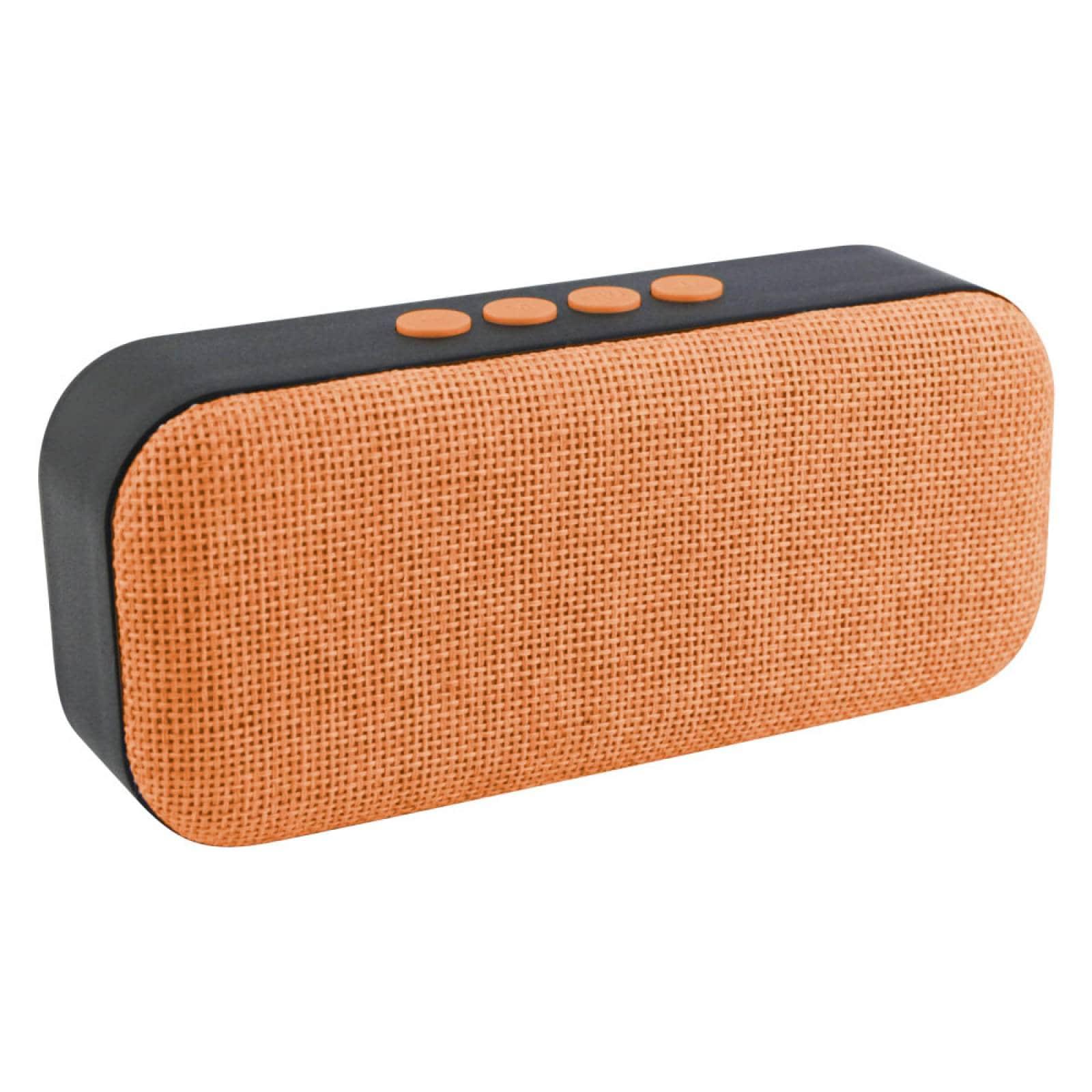 Bocina Portatil Bluetooth Plus Power 120w Pp-sbt101 Naranja