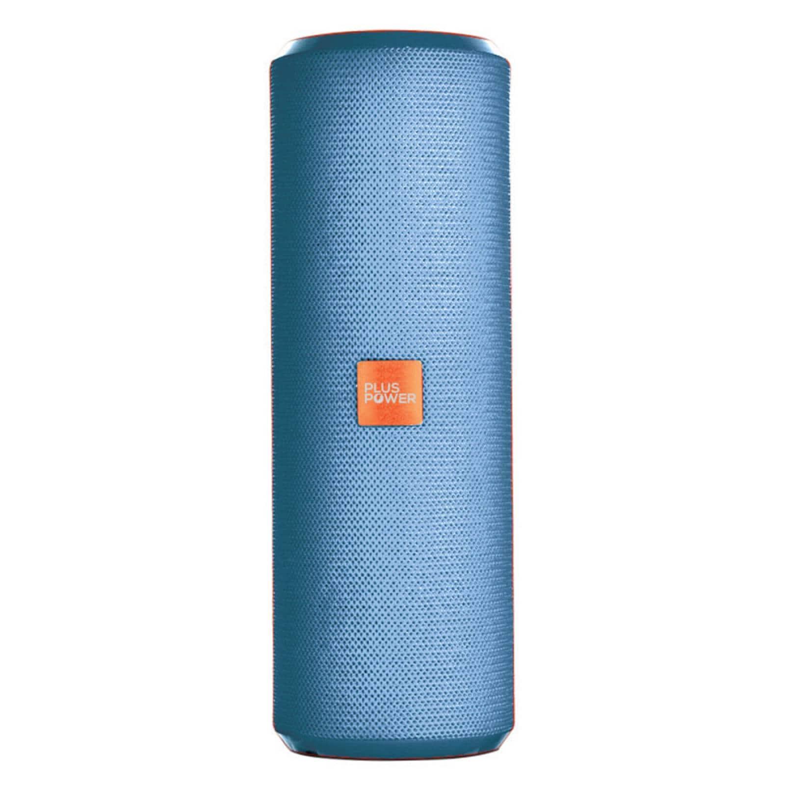 Bocina Bluetooth Plus Power Sd Aux Mp3 200w Pp-sbt106  azul