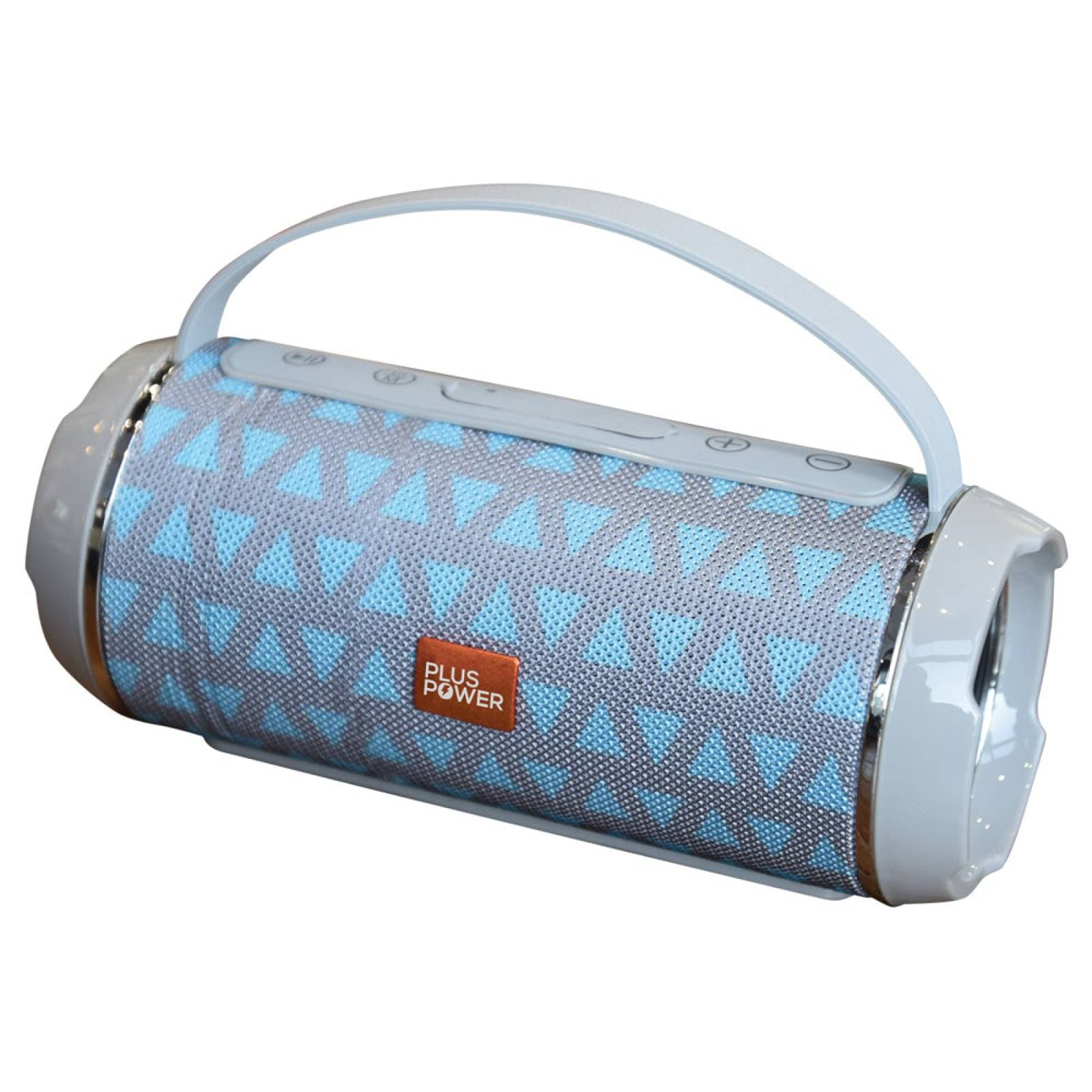 Bocina Bluetooth Plus Power  Usb Sd 200w Ppsbt108 Extra Bass Tribal